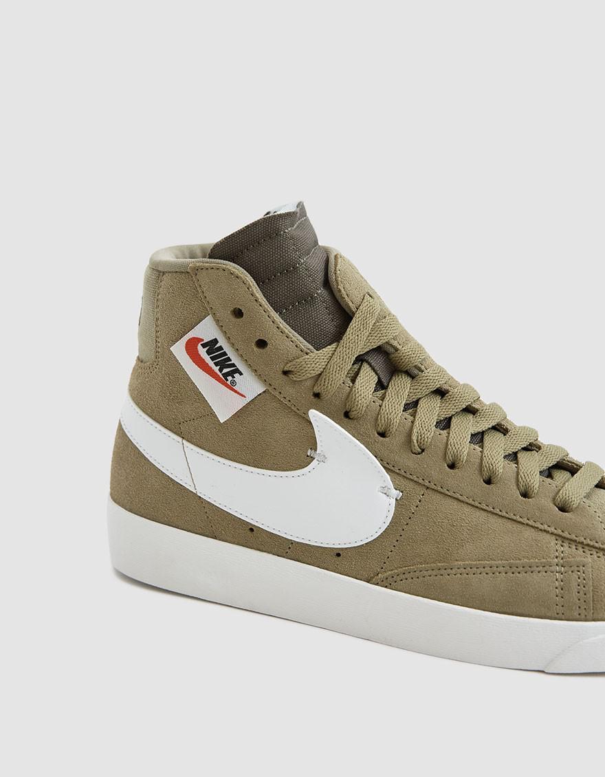 4d0652ed0c2be Lyst - Nike W Blazer Mid Rebel