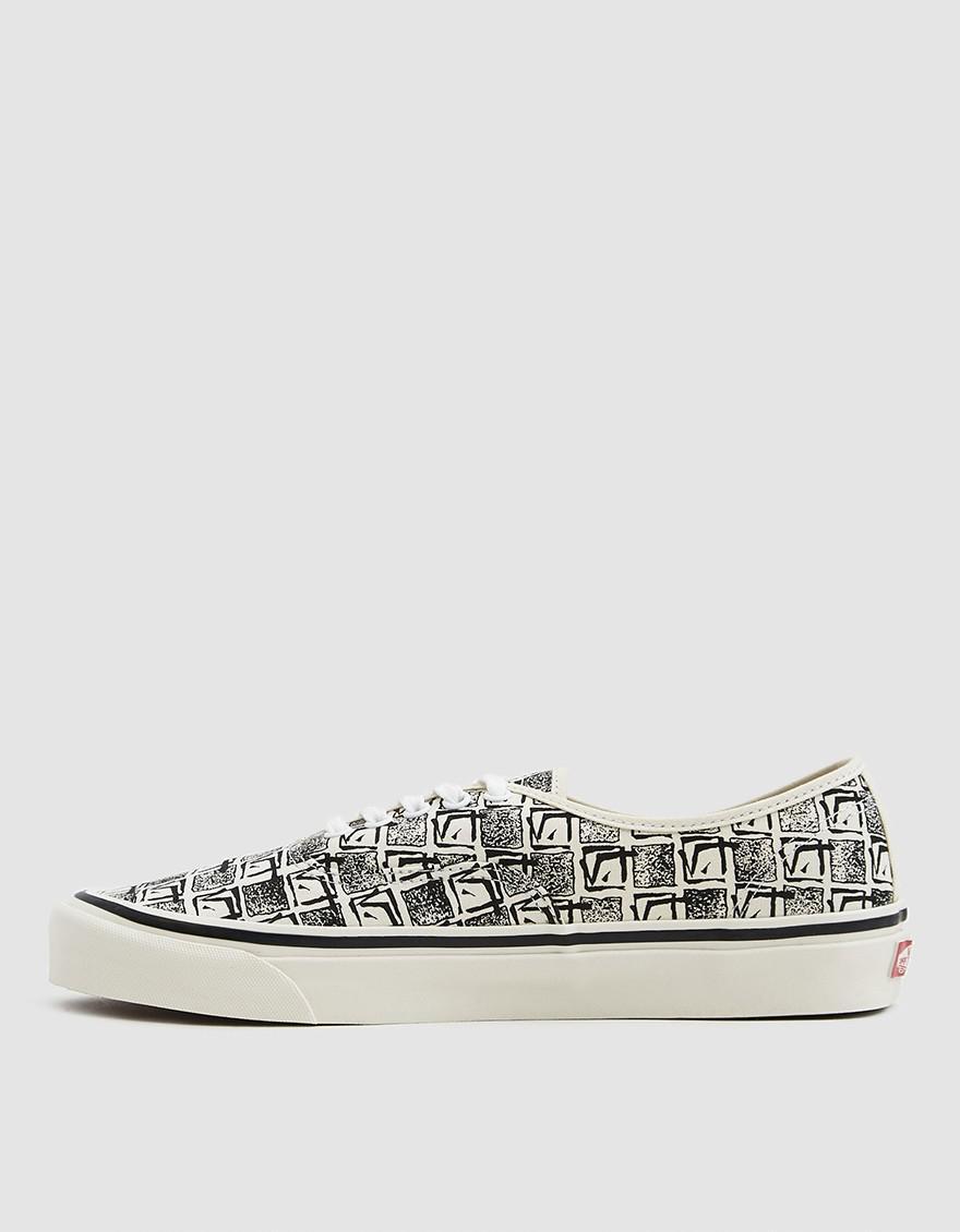 884bd08e05c Vans Authentic 44 Dx Sneaker in White for Men - Lyst