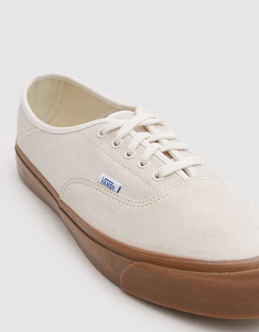 c4095a4944 Lyst - Vans Og Style 43 Lx Suede Sneaker In Sugar Swizzle light Gum