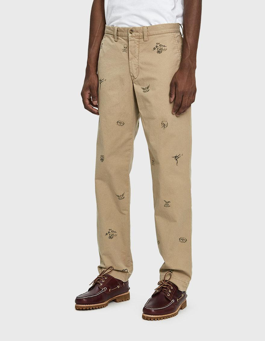 04888440eb327 Lyst - Polo Ralph Lauren Bedford Twill Pant for Men - Save 32%