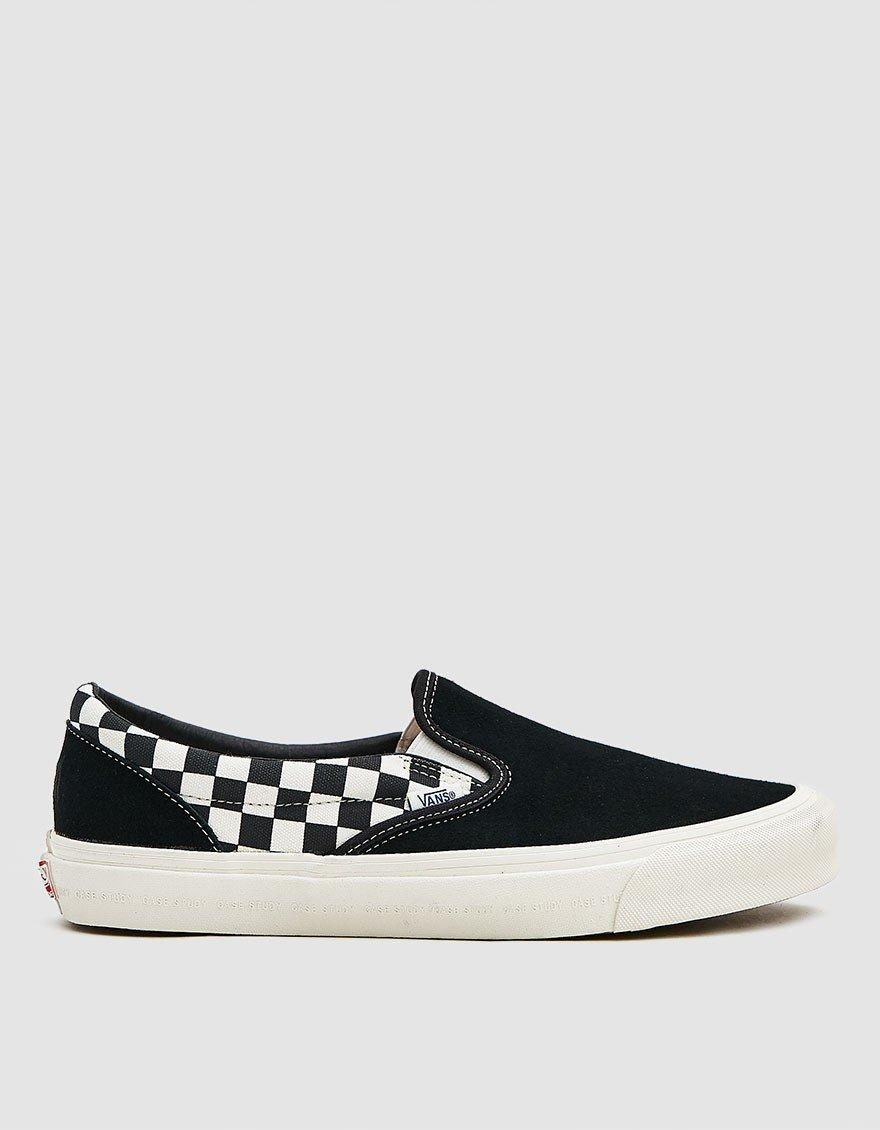 8e7ee00871 Vans Classic Slip-on Lx Sneaker in Black for Men - Lyst