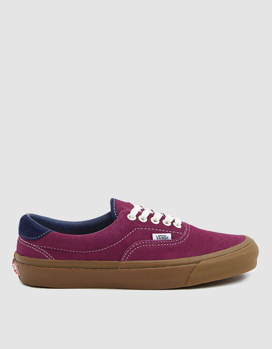 7735179044edf5 Vans Og Era 59 Lx Sneaker in Purple - Lyst