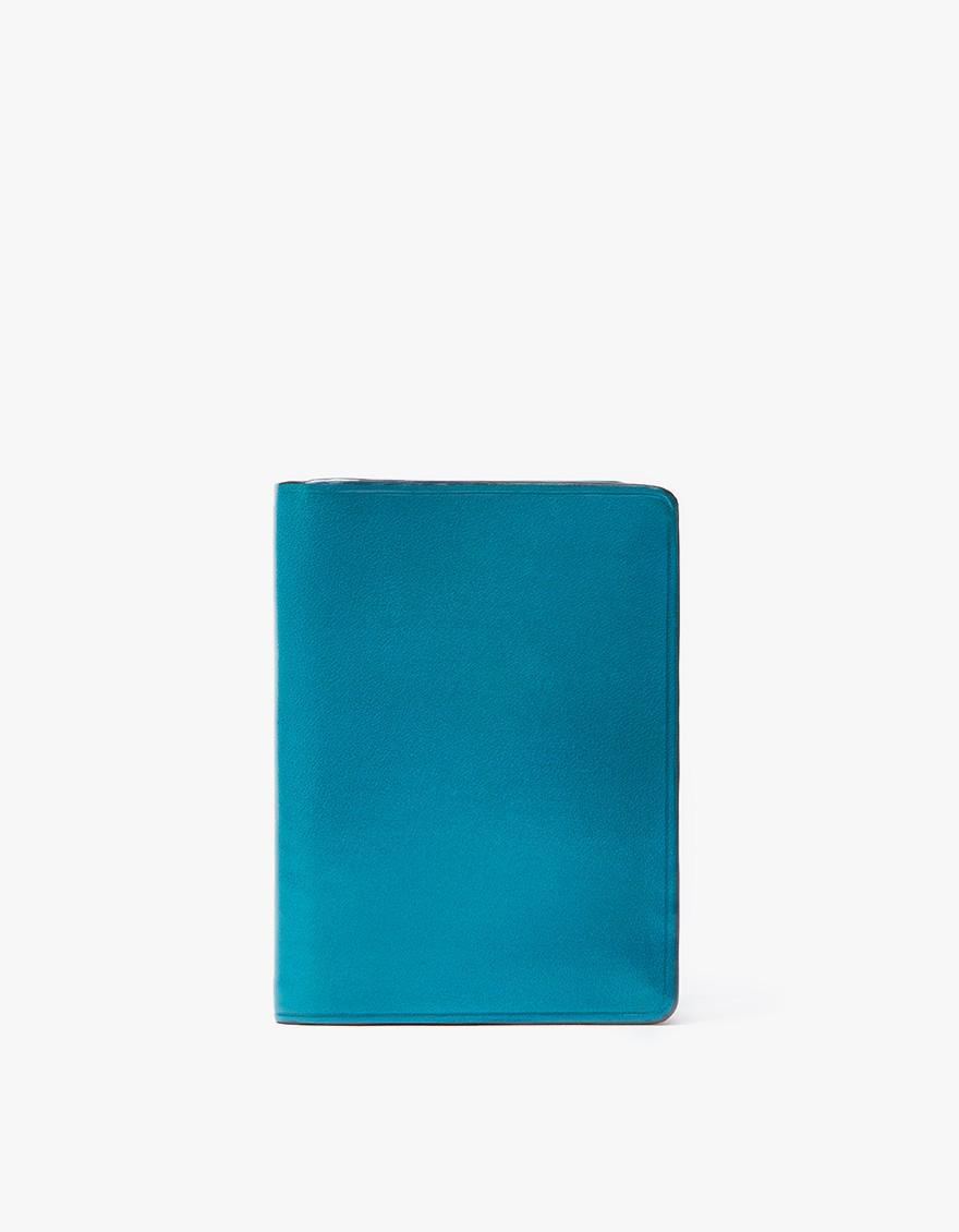 Lyst - Il Bussetto Business Card Case in Blue for Men