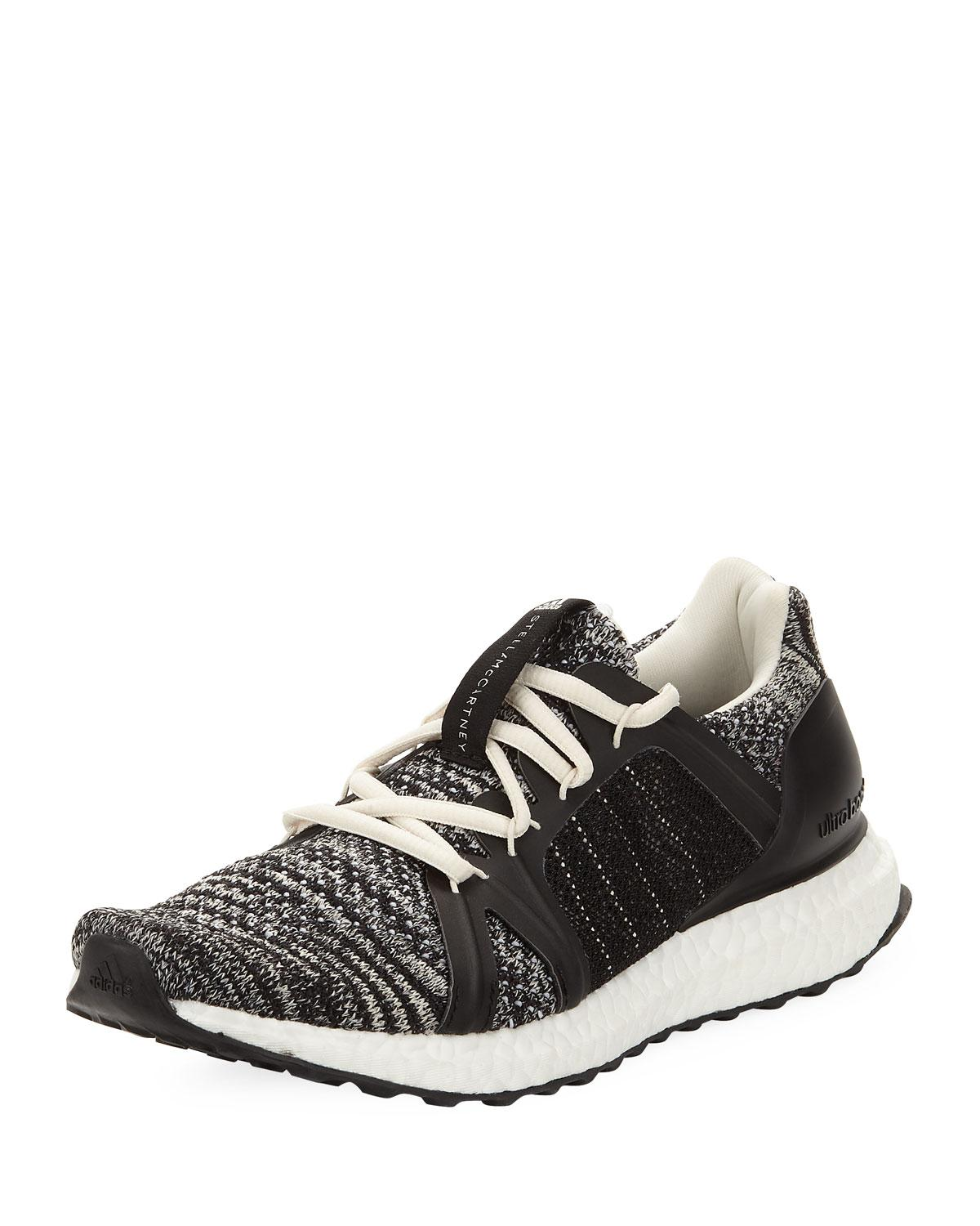 65e6330d2d0 Lyst - adidas By Stella McCartney Ultra Boost Parley Knit Trainer ...
