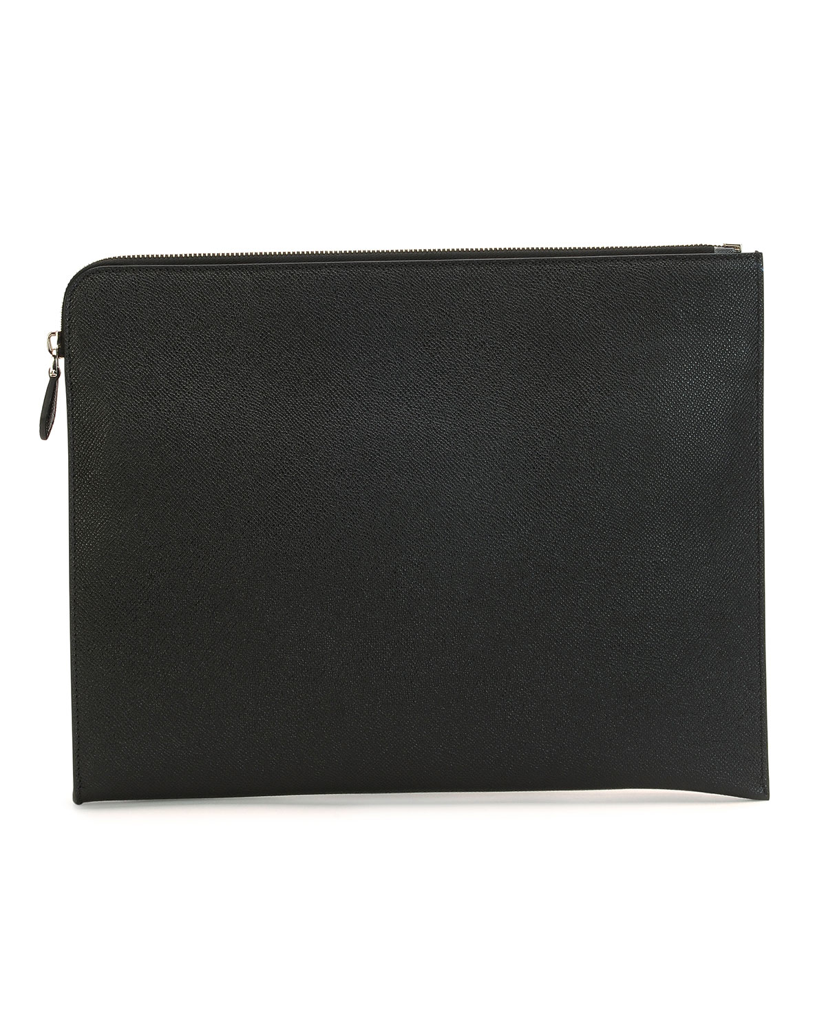 givenchy leather document holder in black for men lyst With givenchy document holder