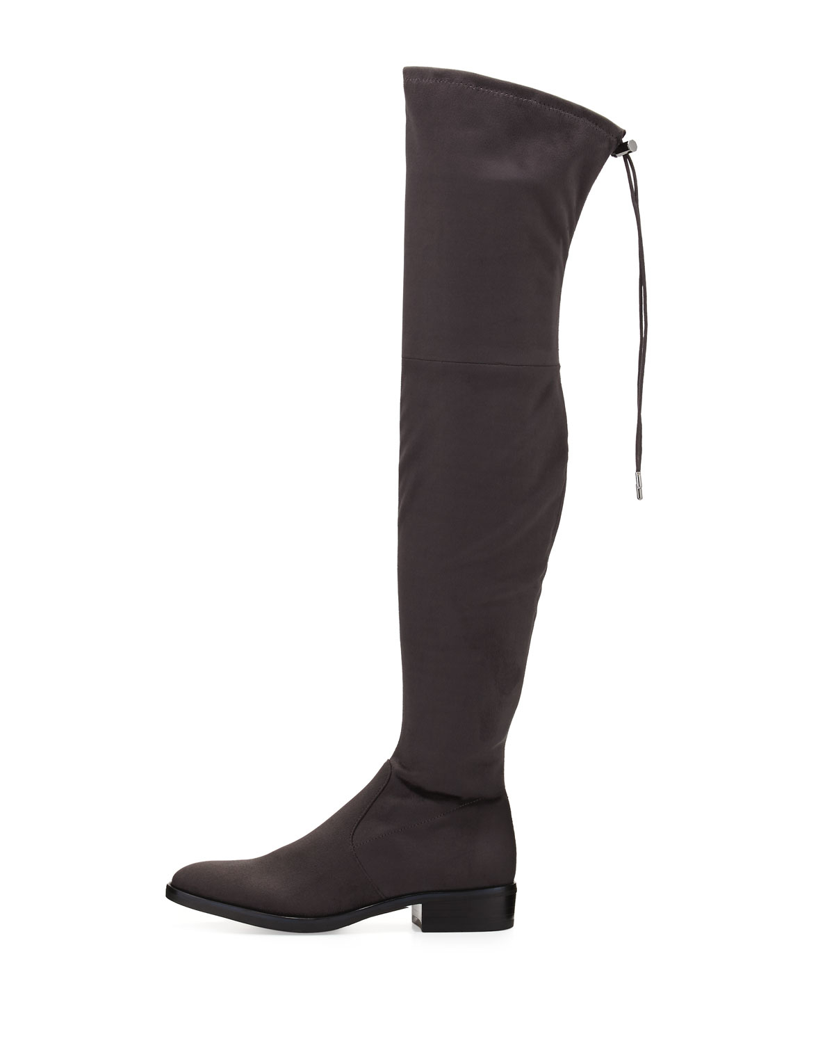 be3d6f0b850 Lyst - Sam Edelman Paloma Suede Over-the-knee Boot in Gray