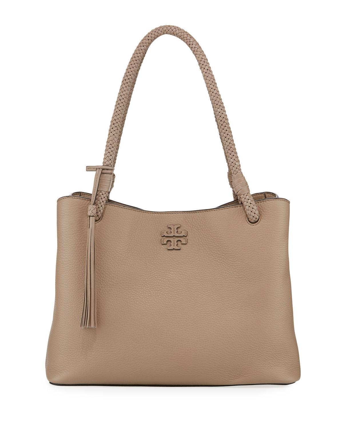 a257308353eb Lyst - Tory Burch Taylor Triple-compartment Tote Bag in Brown