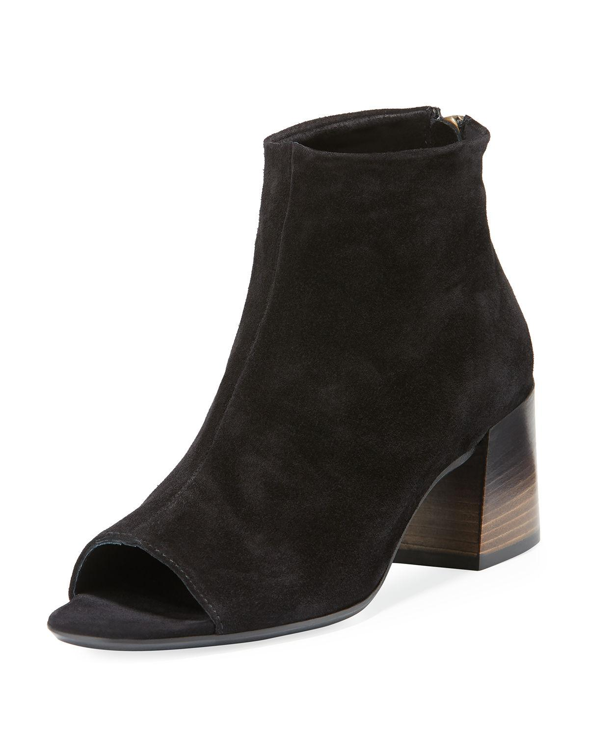 def2e7ee93c Gallery. Previously sold at  Neiman Marcus · Women s Peep Toe Booties ...