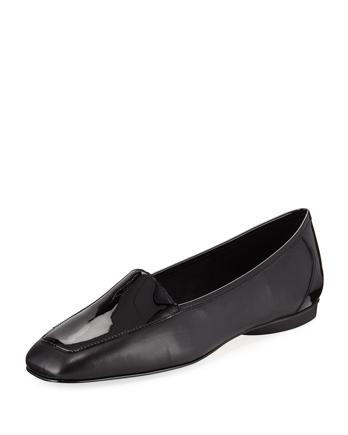 Deedee Patent Leather Loafers BR2TmJ01qt