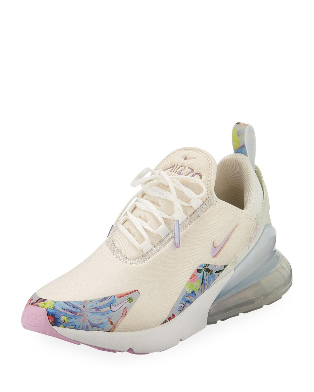 2715da011 Lyst - Nike Air Max 270 Premium Sneakers in White