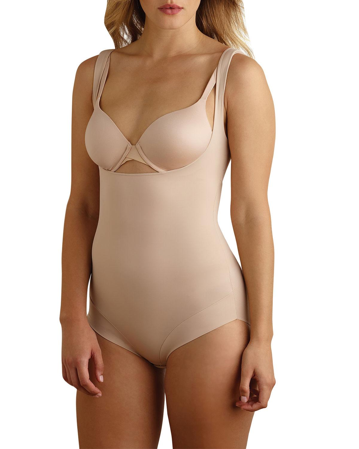 Womens TC Fine Intimates Sheer Shaping Firm Control