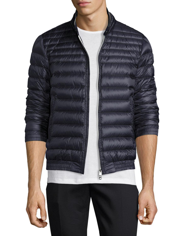 moncler garin jacket grey