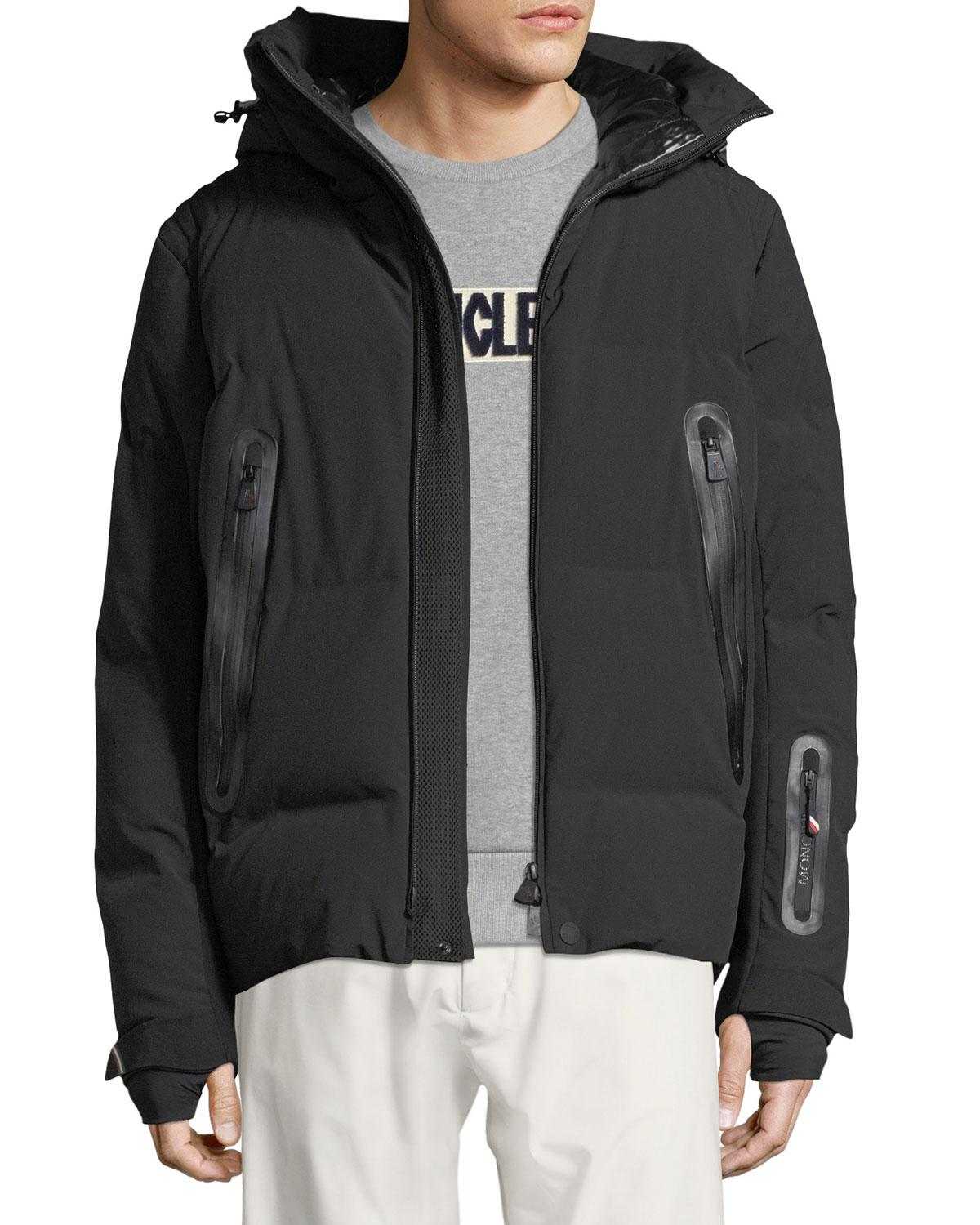 4aacac36b Lyst - Moncler Grenoble Men s Calaita Quilted Jacket in Black for Men