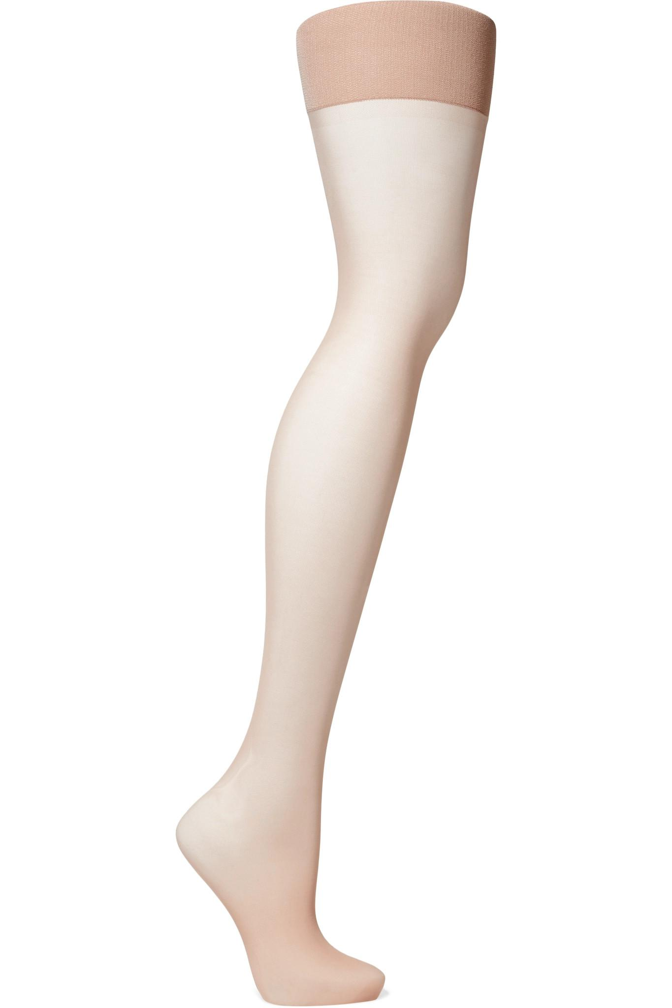 c8f5f95eed0 Spanx. Women s Luxe Leg High-rise 15 Denier Shaping Tights