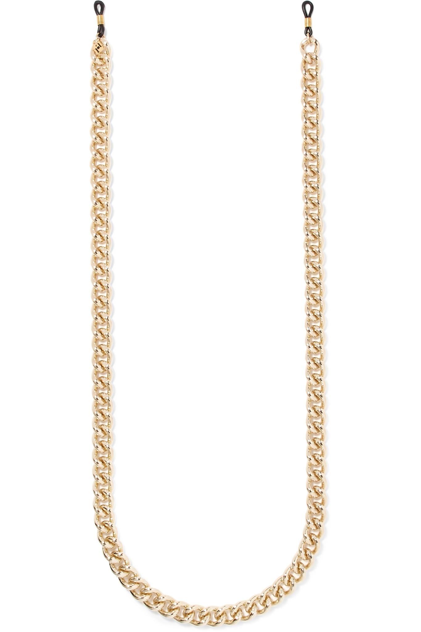 Vita Set Of Two Reversible Gold-tone Resin Necklaces - one size Rosantica sXl2TbHV2T