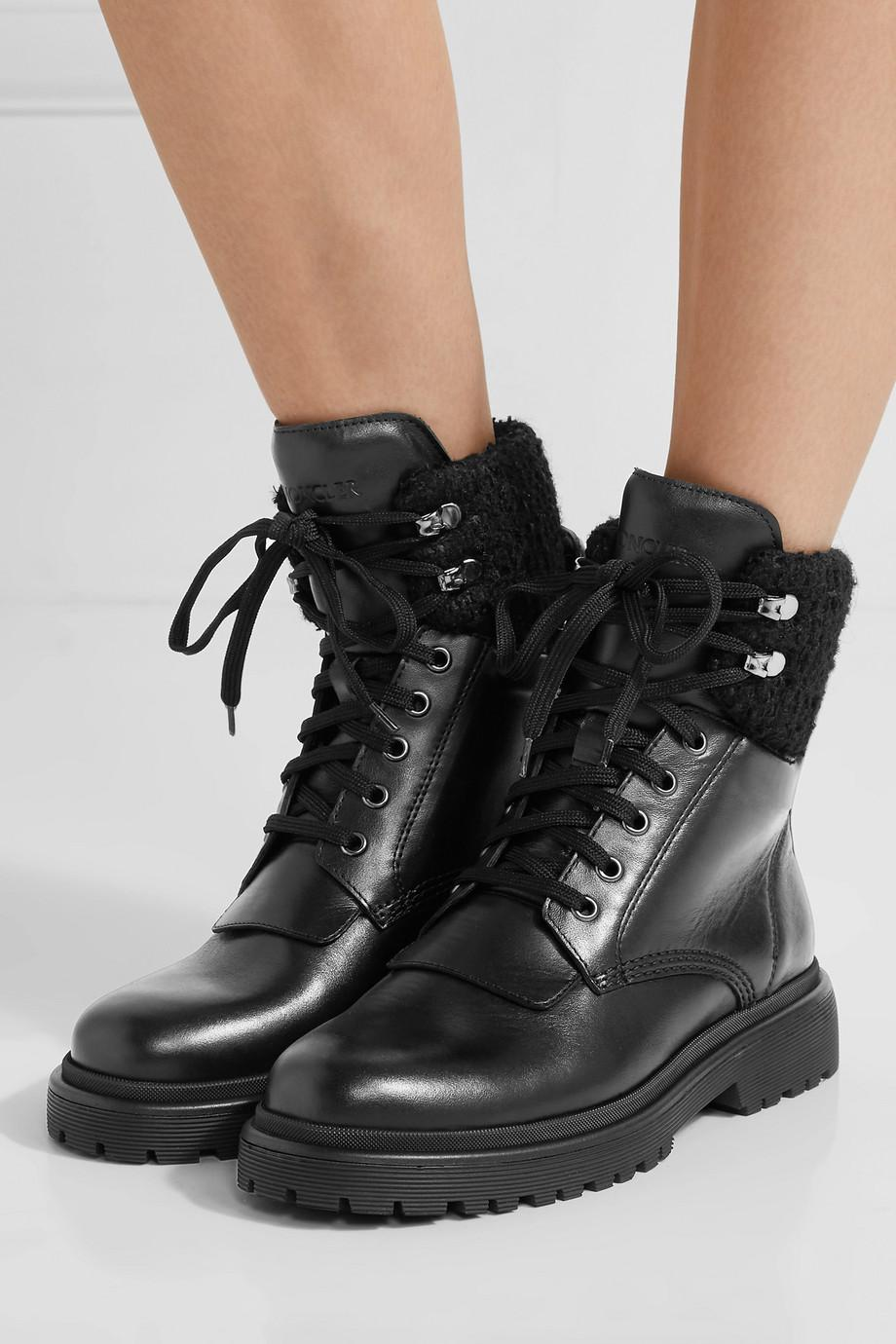 Moncler Ankle Boots Cheap With Paypal Cheap Pay With Visa Best Supplier Sale Cheap Clearance Authentic GZnN99