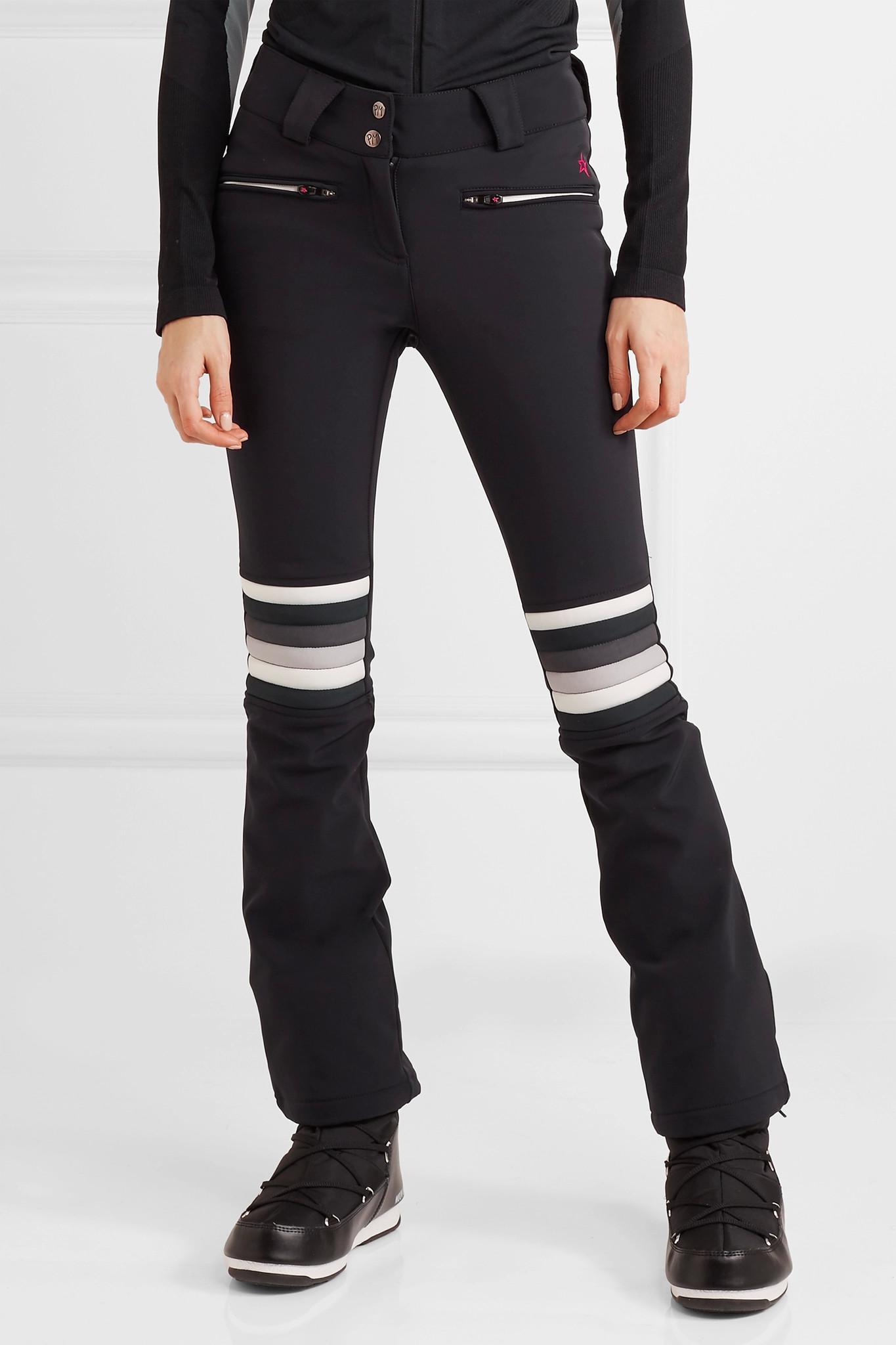 14352521abe7e Lyst - Perfect Moment Aurora Flared Ski Pants in Black