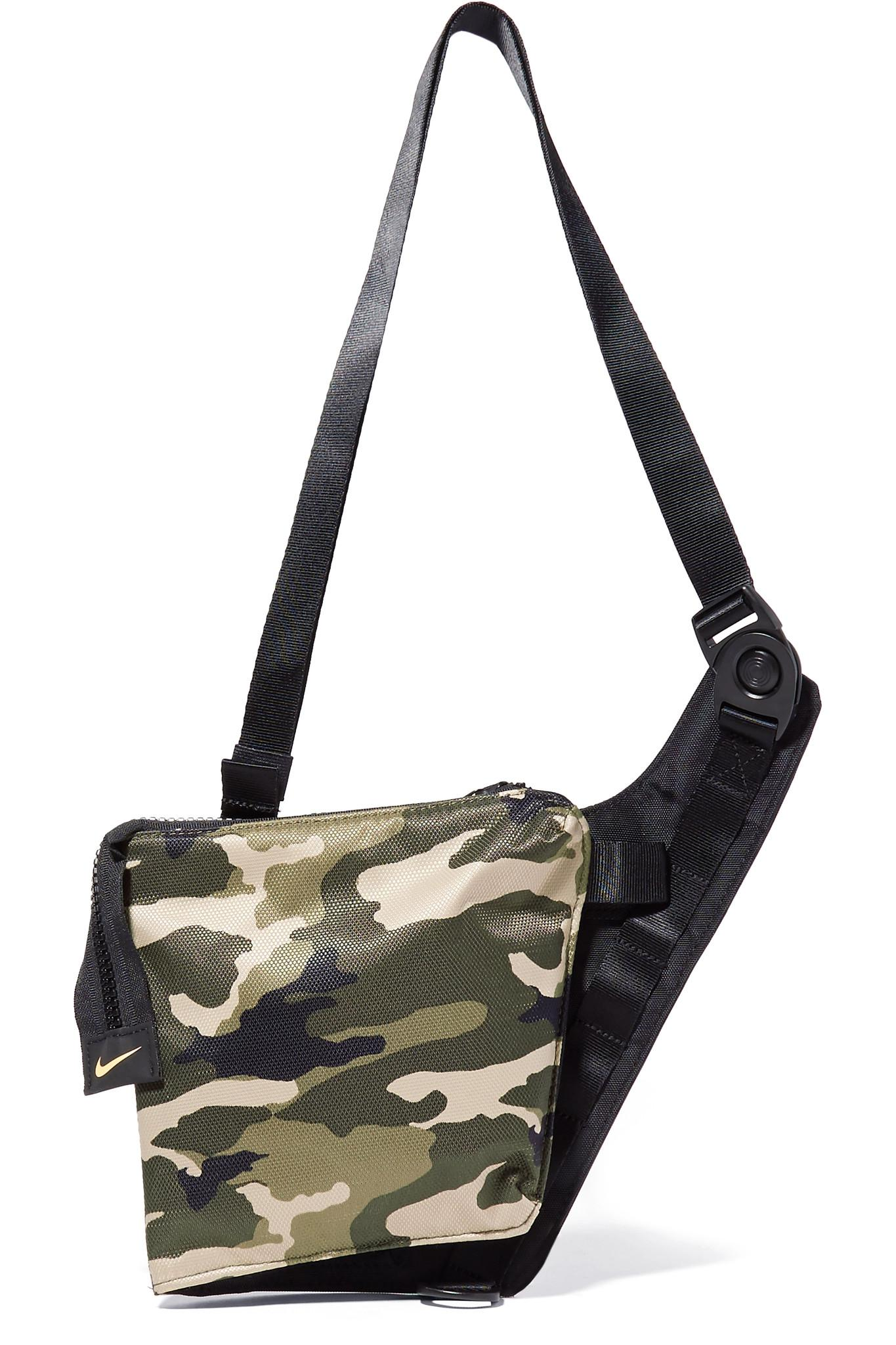 a9ca7515011f3c Lyst - Nike Air Max Camouflage-print Shell Bag in Black