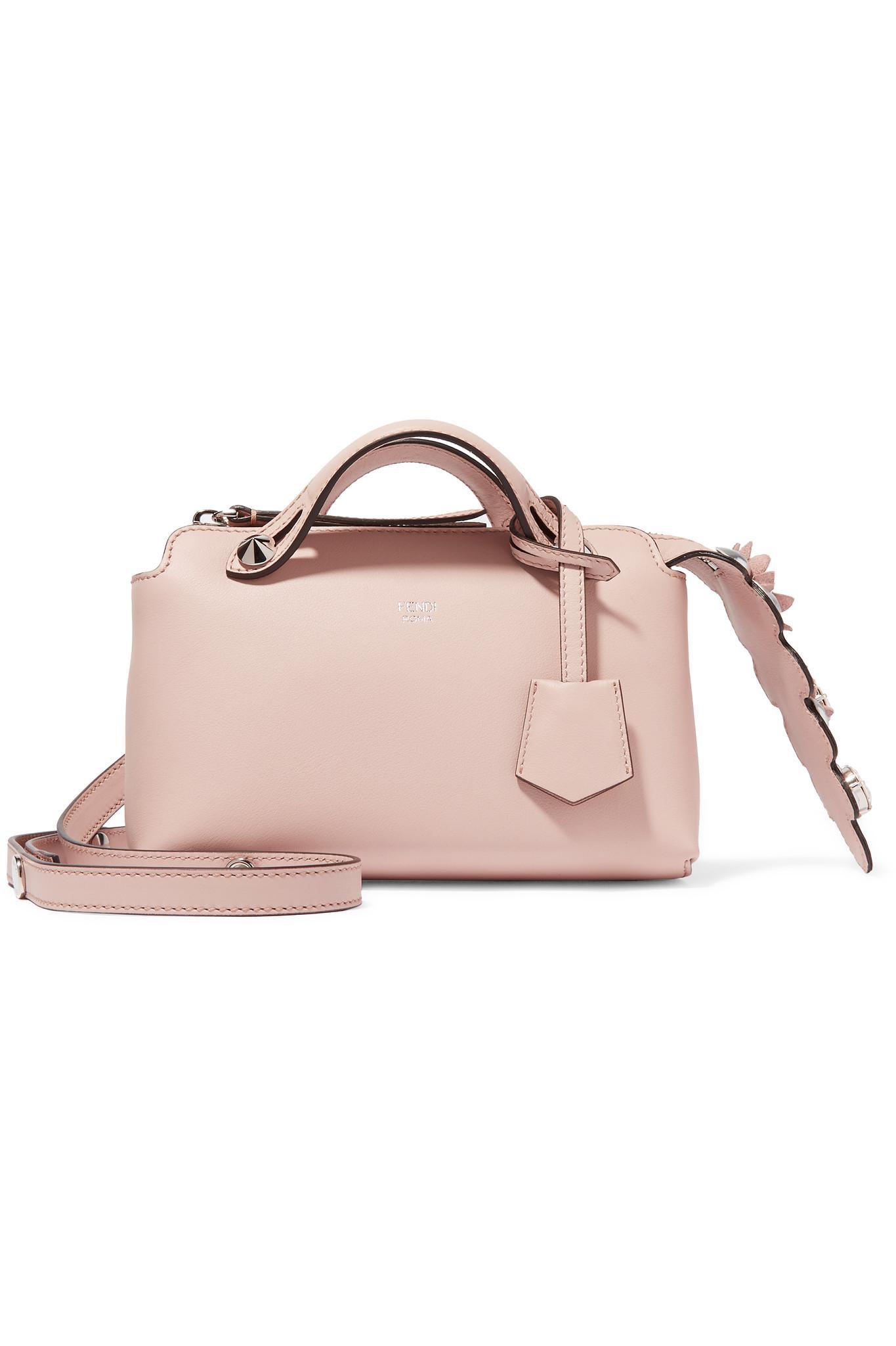 68f25e8f1832 Lyst - Fendi Mini  by The Way  Crossbody Bag