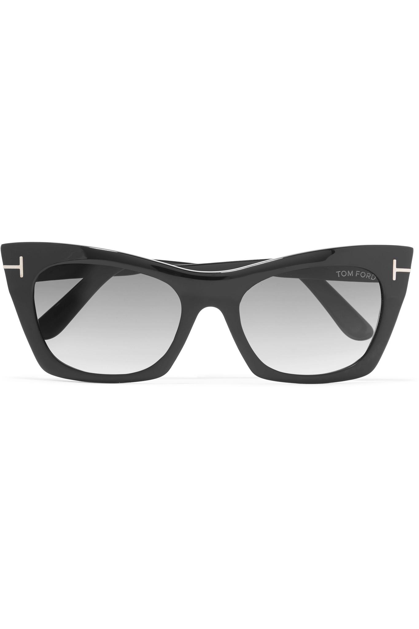 af0ce3bb8d2b Gallery. Previously sold at  NET-A-PORTER · Women s Acetate Sunglasses  Women s Cat Eye Sunglasses Women s Tom Ford ...