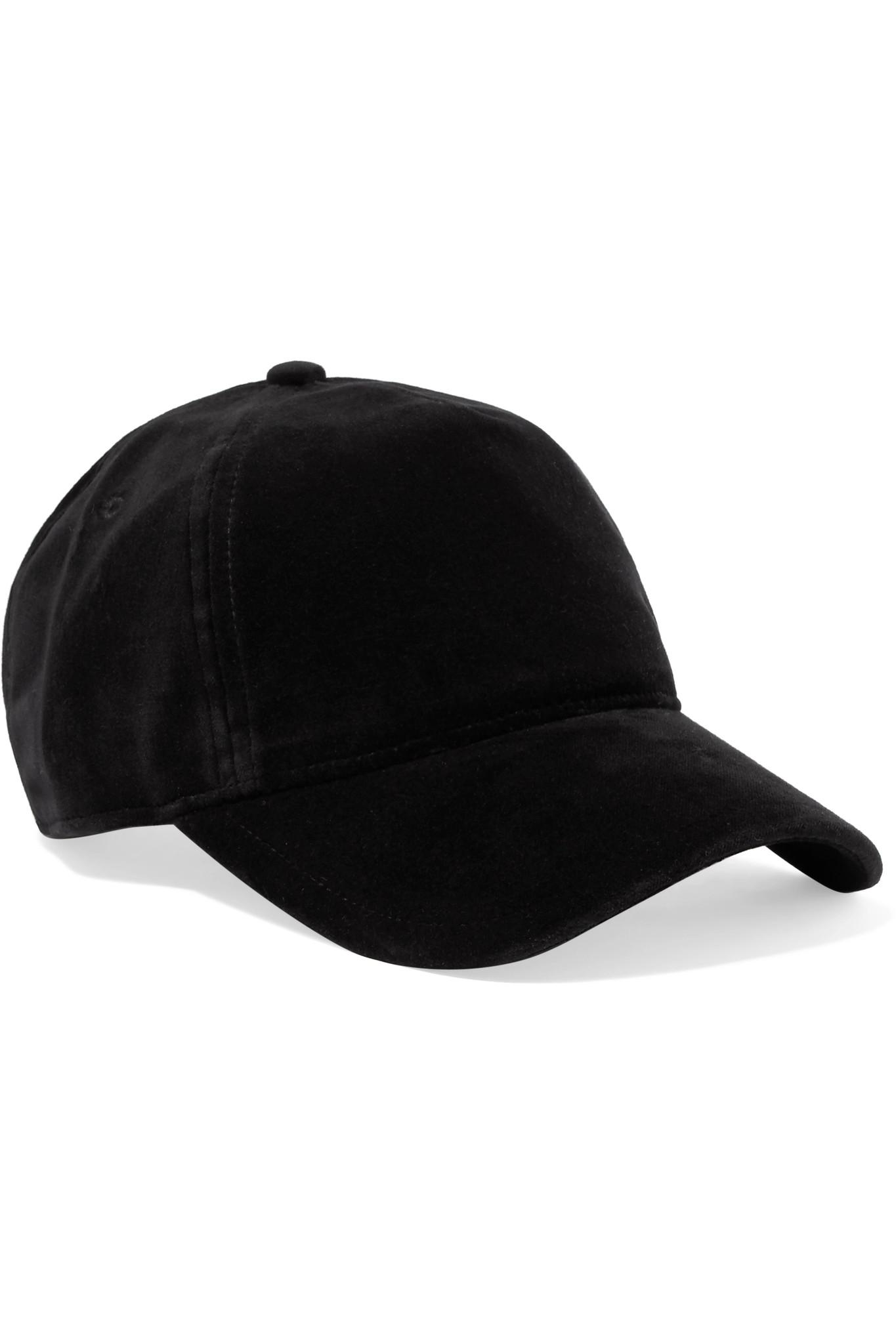 Marilyn Glossed Textured-leather Baseball Cap - Black Rag & Bone jDmTKNHN
