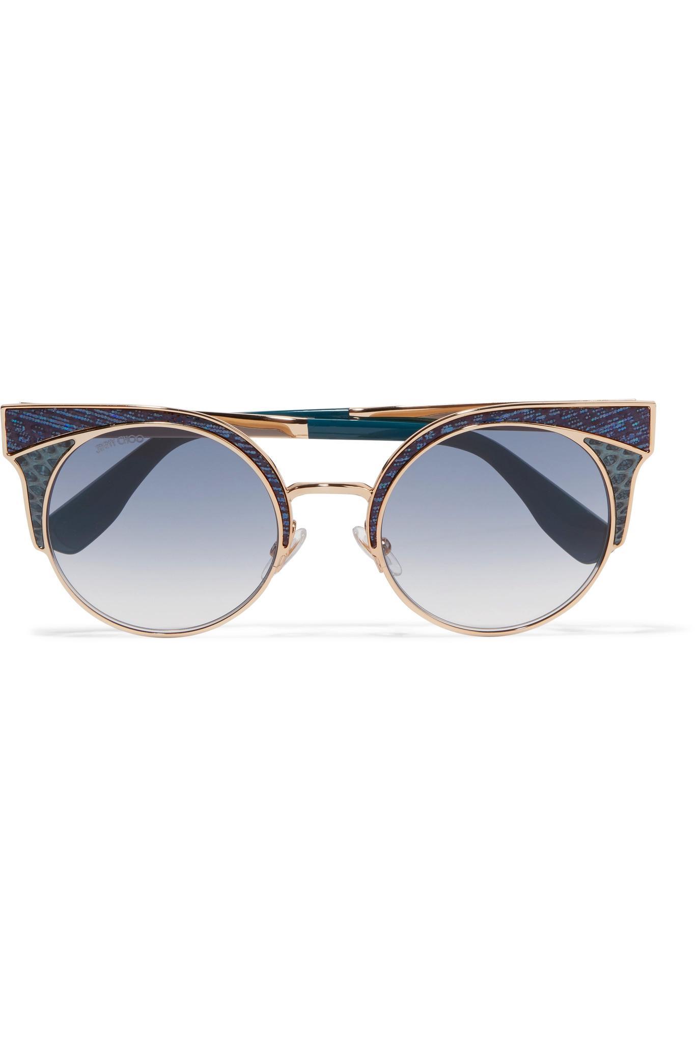 Jimmy Choo Sunglasses Cat Eye