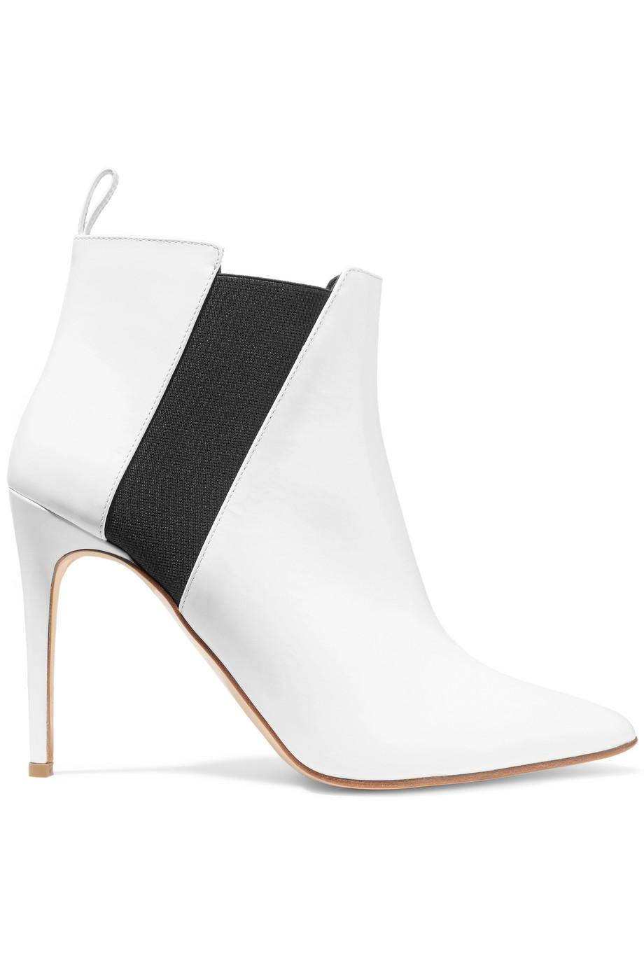 pointed toe boots - White Rupert Sanderson Clearance Sast 4zGSf0Dtl