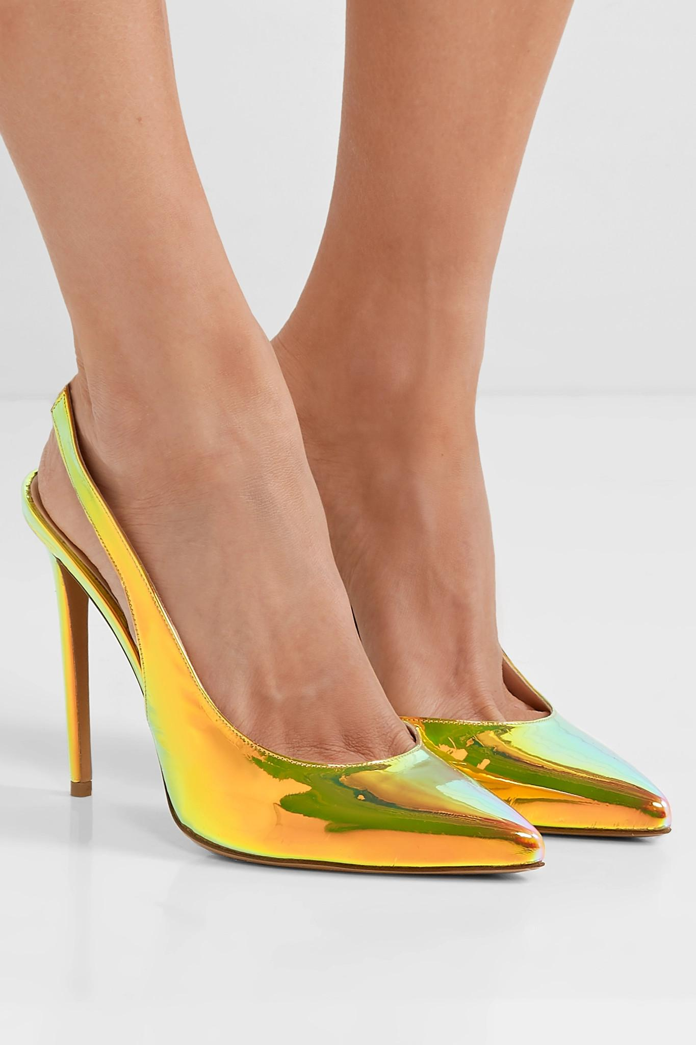 6baba11ee1e alexandre-vauthier-gold-Amber-Iridescent-Leather-Slingback-Pumps.jpeg