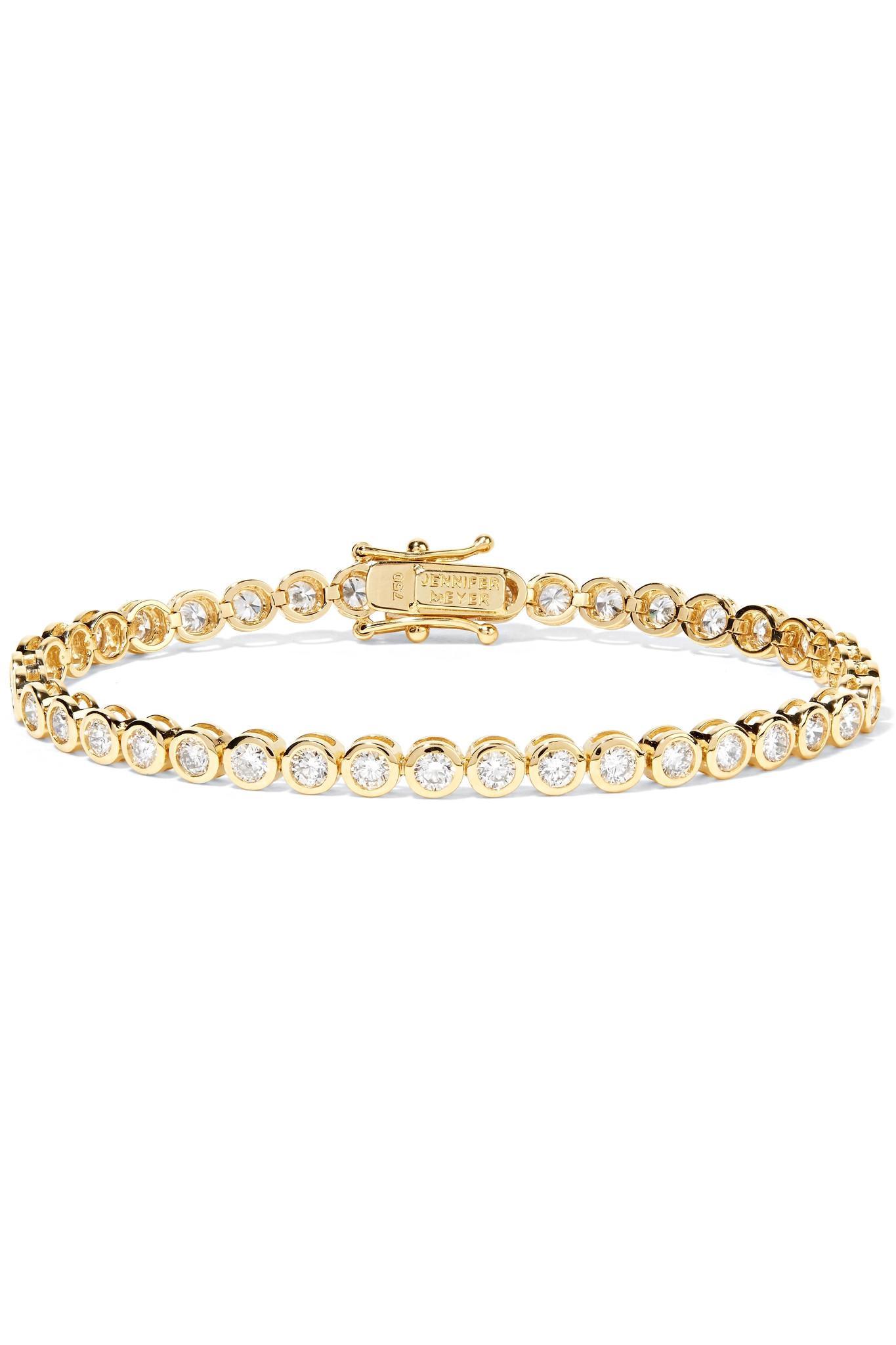 Jennifer Meyer Amore 18-karat Gold Bracelet C6ep5JsQ