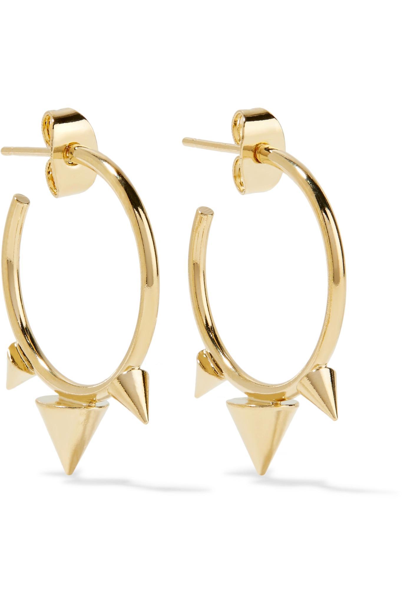 Isabel Marant Gold-tone Earrings PaJiq6