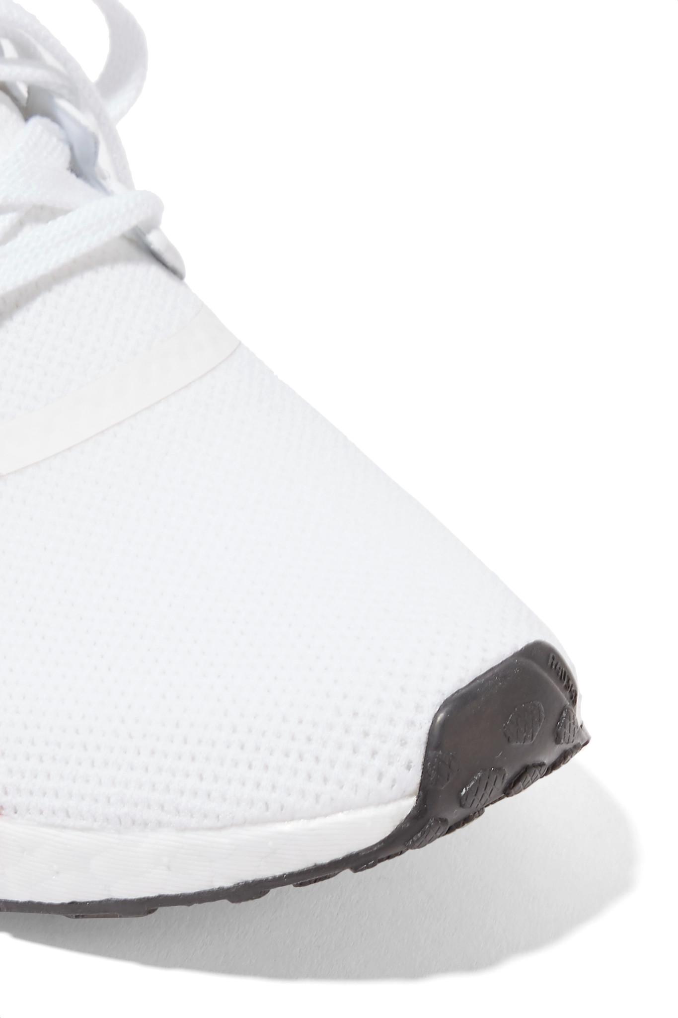 meet 6bc4e fad11 Originals Zapatillas Nmd Blanco R1 Adidas Goma En Con Lyst x