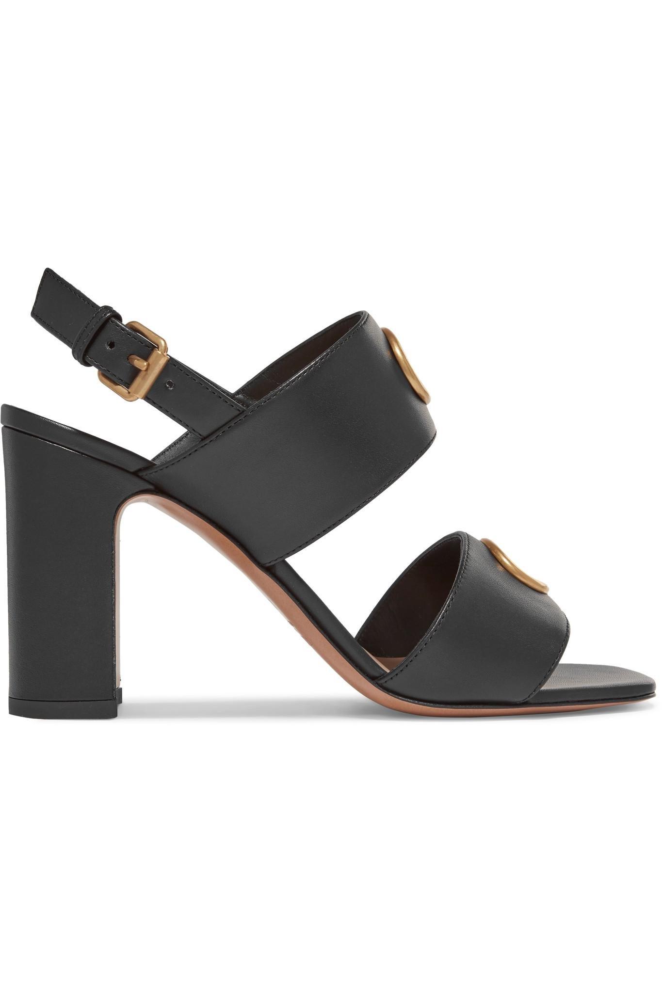 Valentino Eyelet Sandals 8uh4COtoz