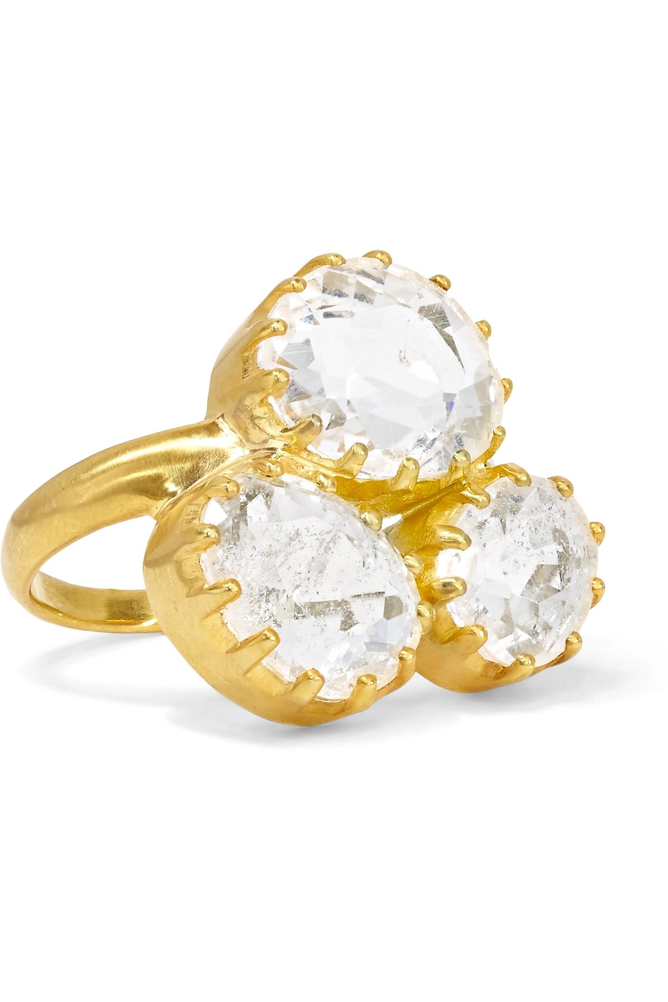 18-karat Gold Tourmaline Ring - M Pippa Small 1dHwosO