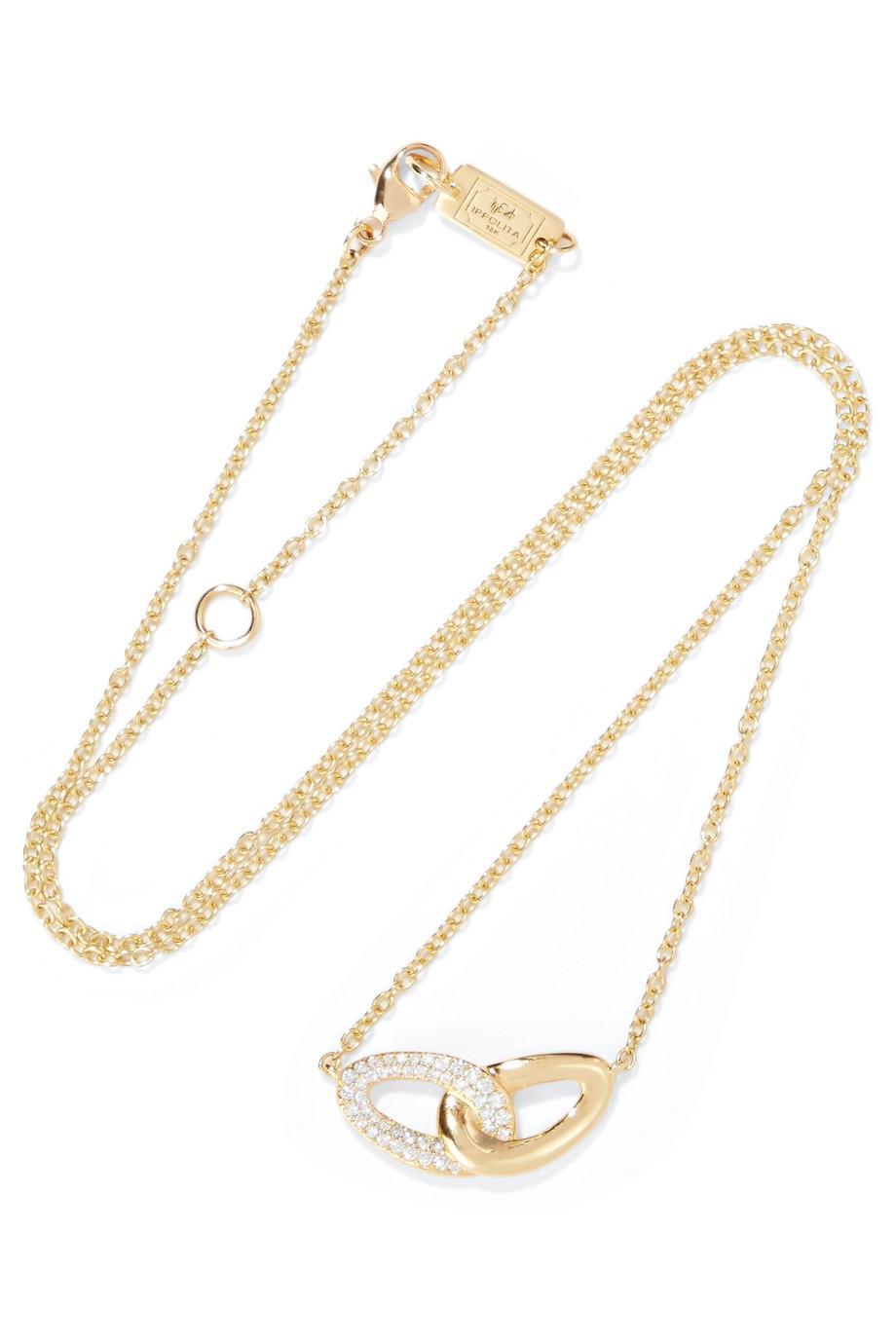 Ippolita Cherish Bond 18-karat Gold Bracelet U4VfQVo3