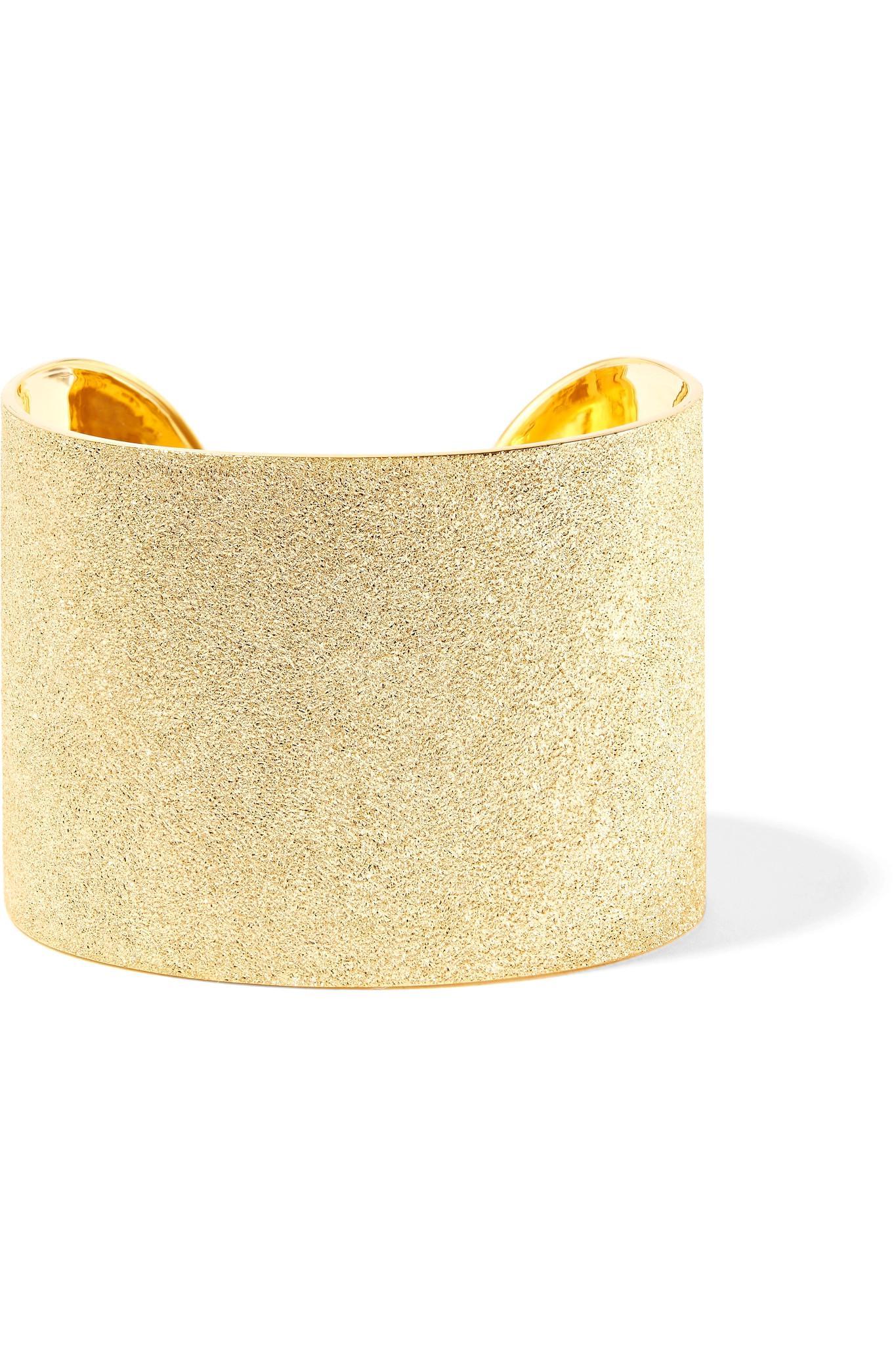 Carolina Bucci Florentine 18-karat Gold Cuff qm1Ni6p