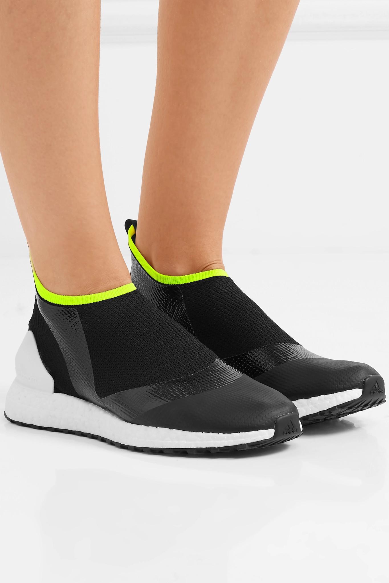 869611b7e78d Adidas By Stella McCartney - Black Ultraboost X All Terrain Sneakers -  Lyst. View fullscreen