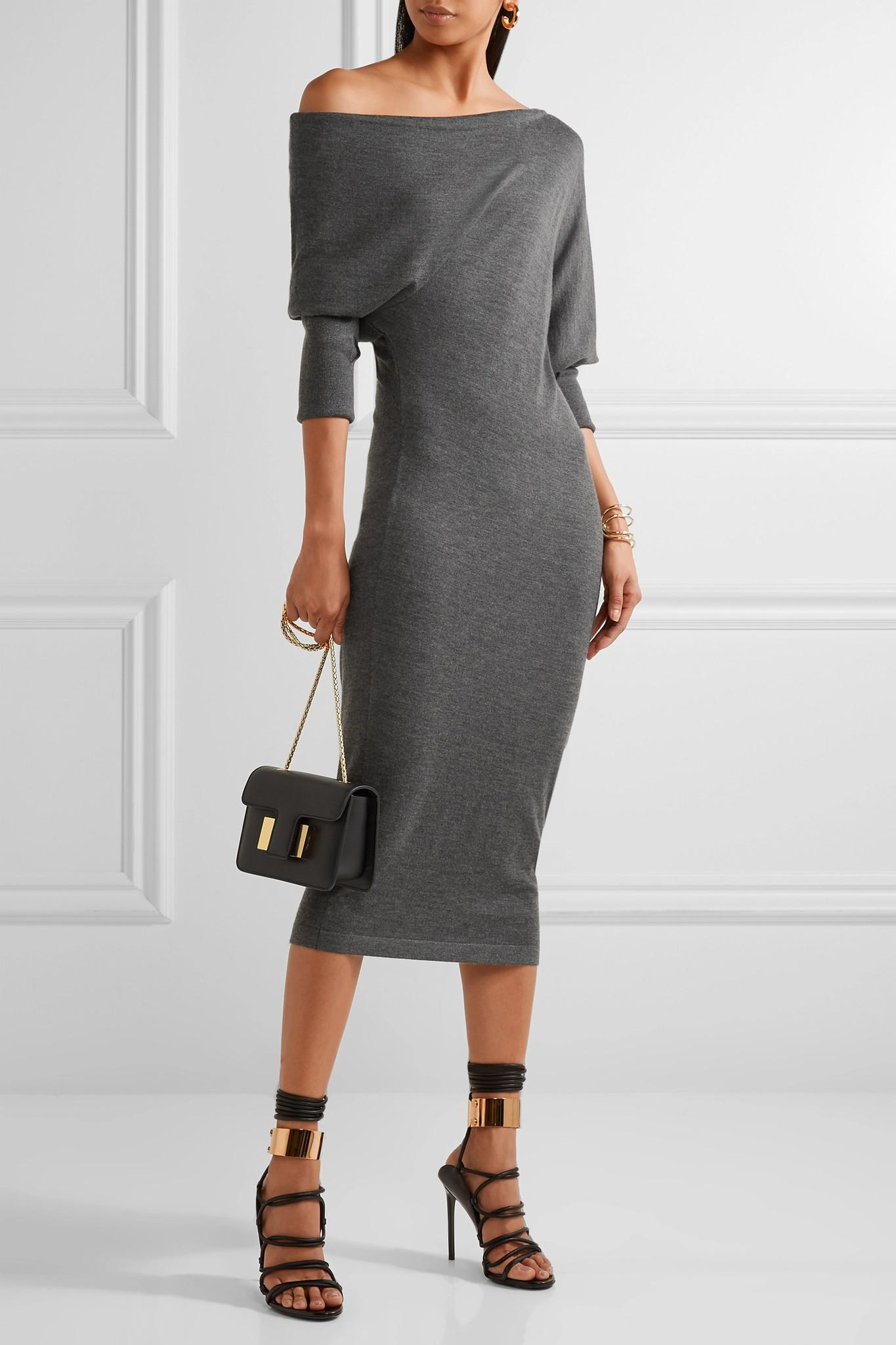 0489771c99d tom-ford-charcoal-One-shoulder-Cashmere-And-Silk-blend-Midi-Dress.jpeg