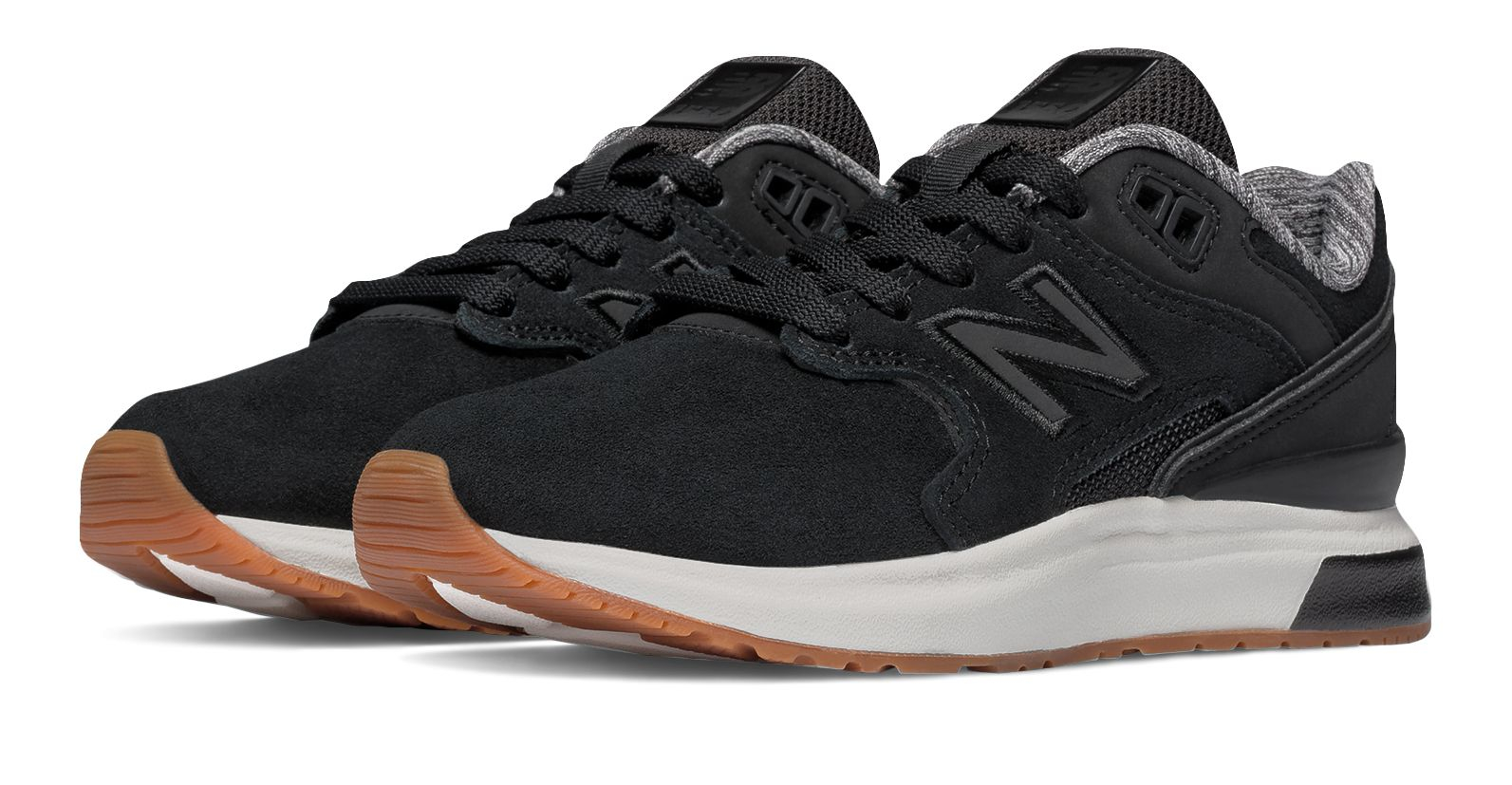New balance 1550 Suede in Black for Men