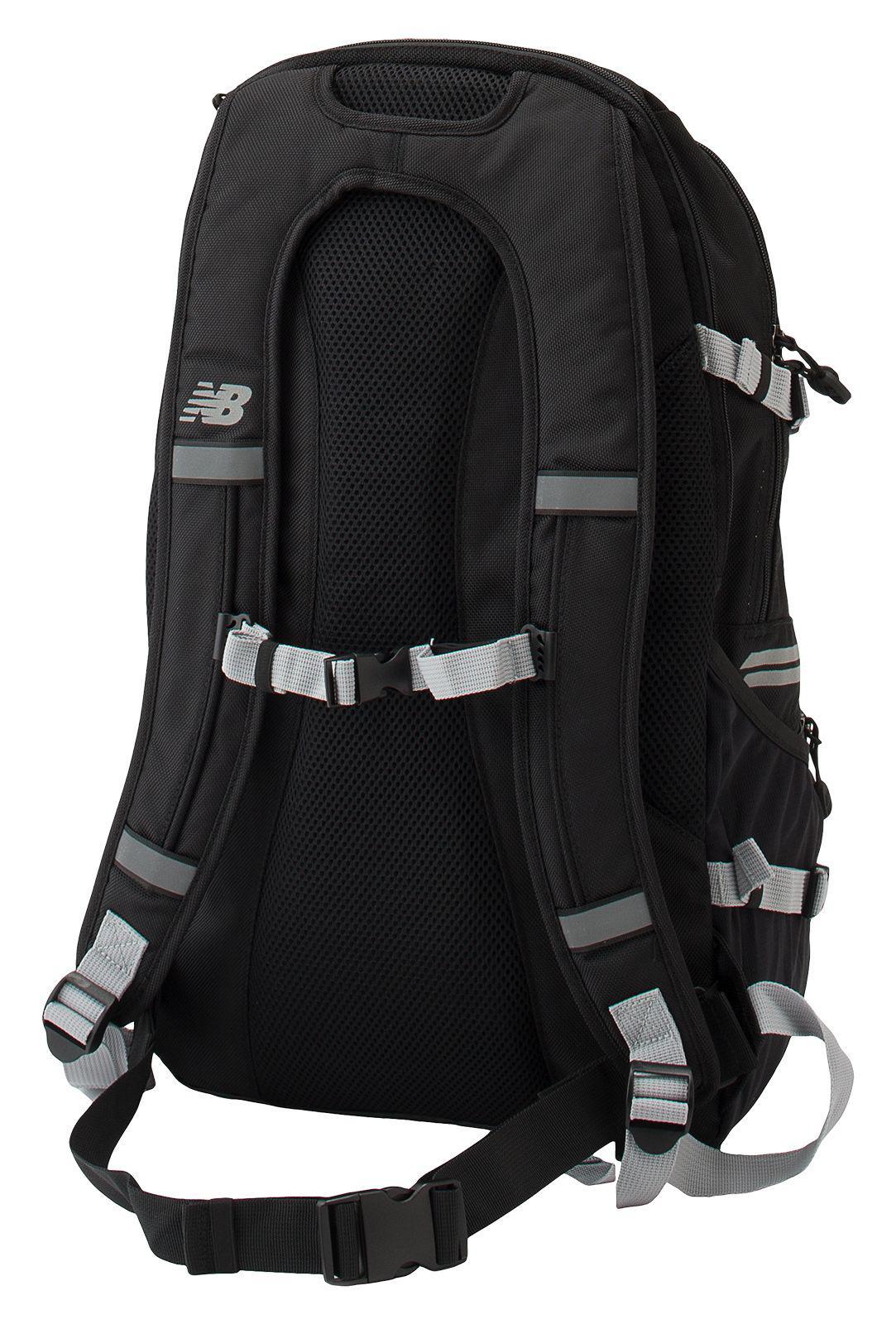 Lyst - New Balance Commuter Backpack V2 in Black for Men a35745ae9c00c