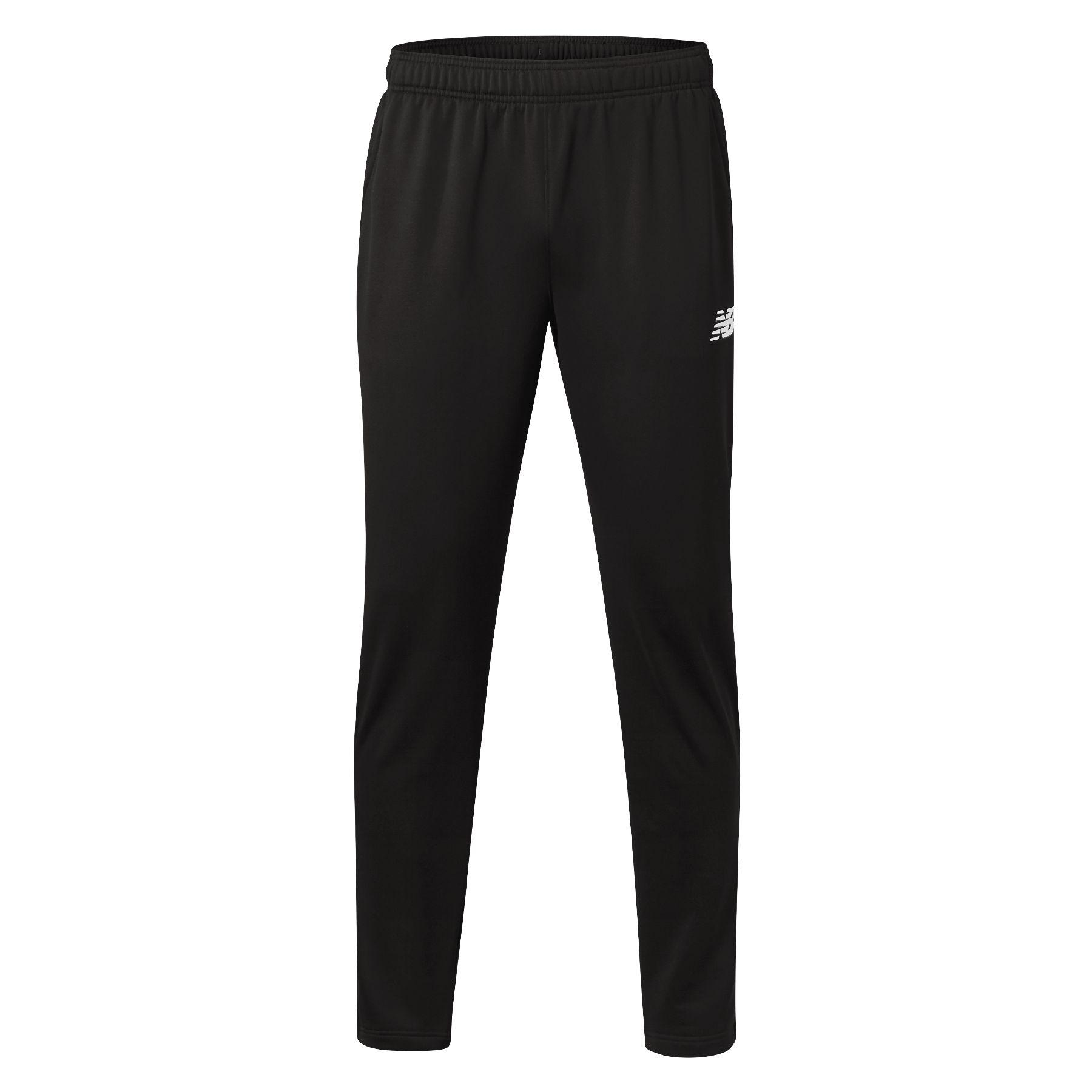 New Balance. Men's Black Nb Tech Fit Pant