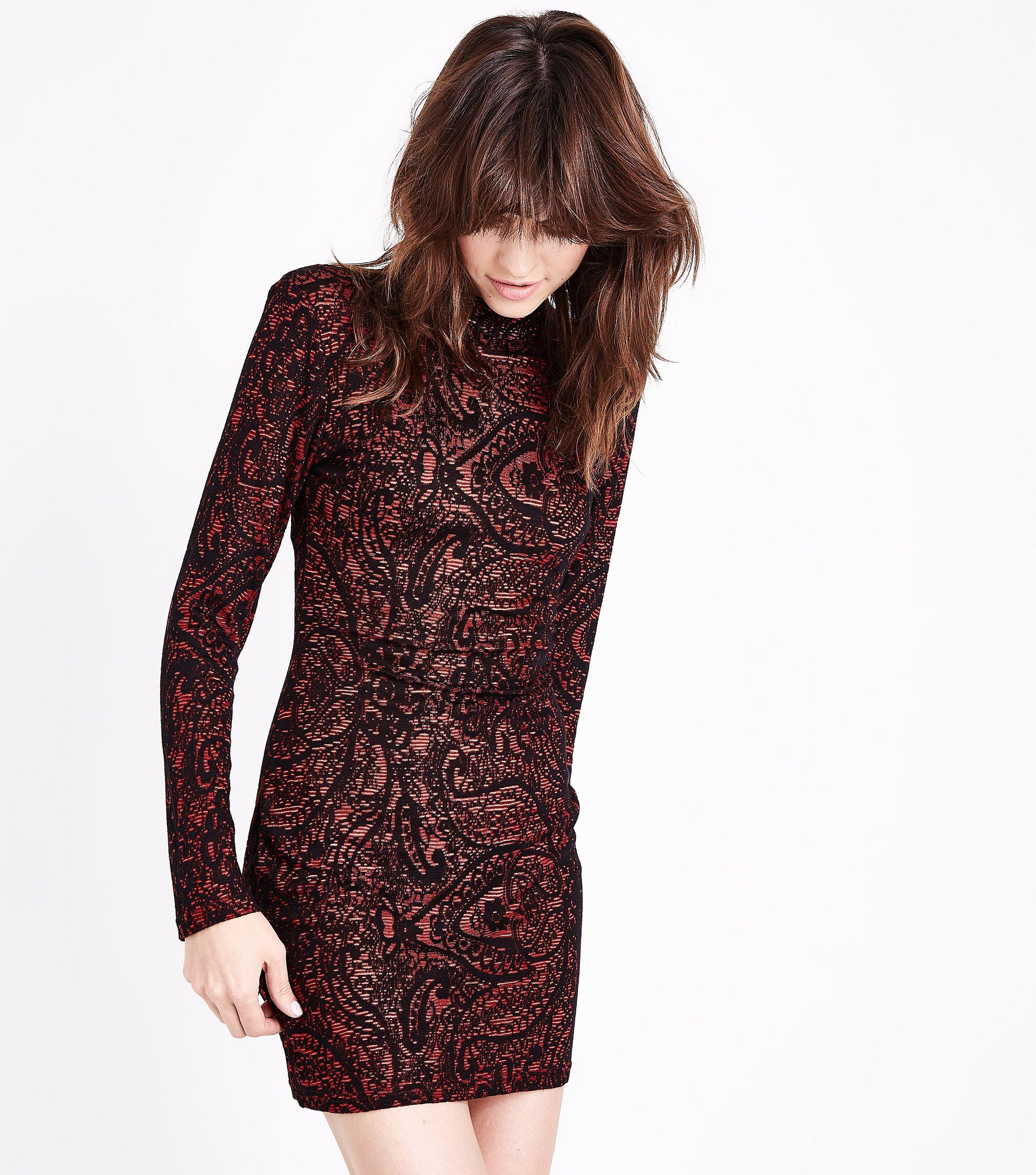d5e5ad9fab Gallery. Previously sold at  New Look · Women s Bodycon Dresses ...