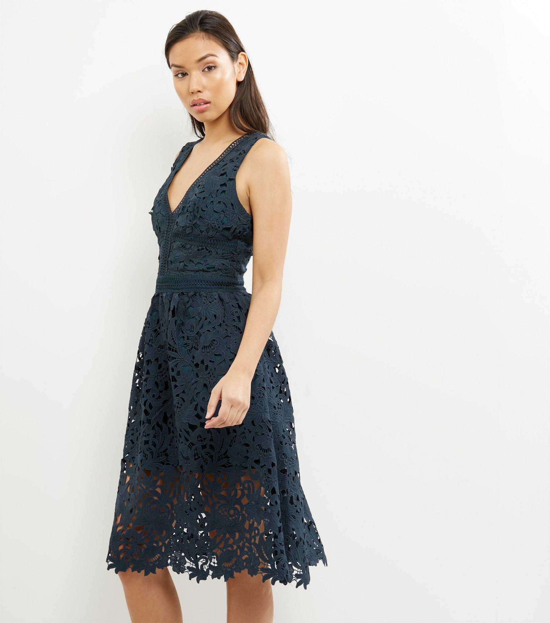 Gallery. Previously sold at  New Look · Women s Flounce Dresses ... e936d55a5