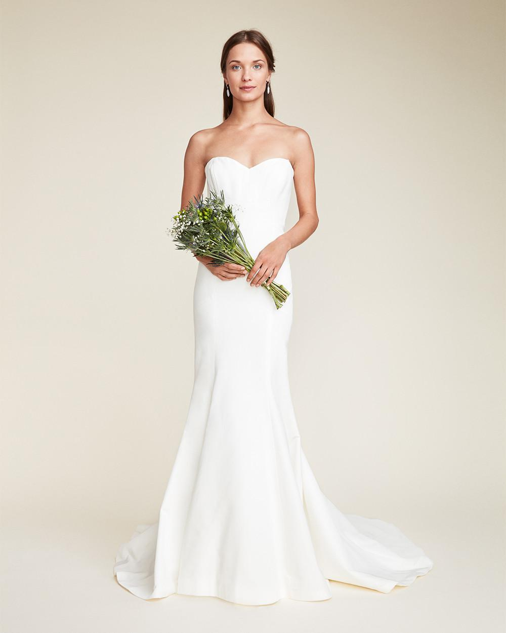 Gallery Women S Wedding Dresses Nicole Miller Strapless