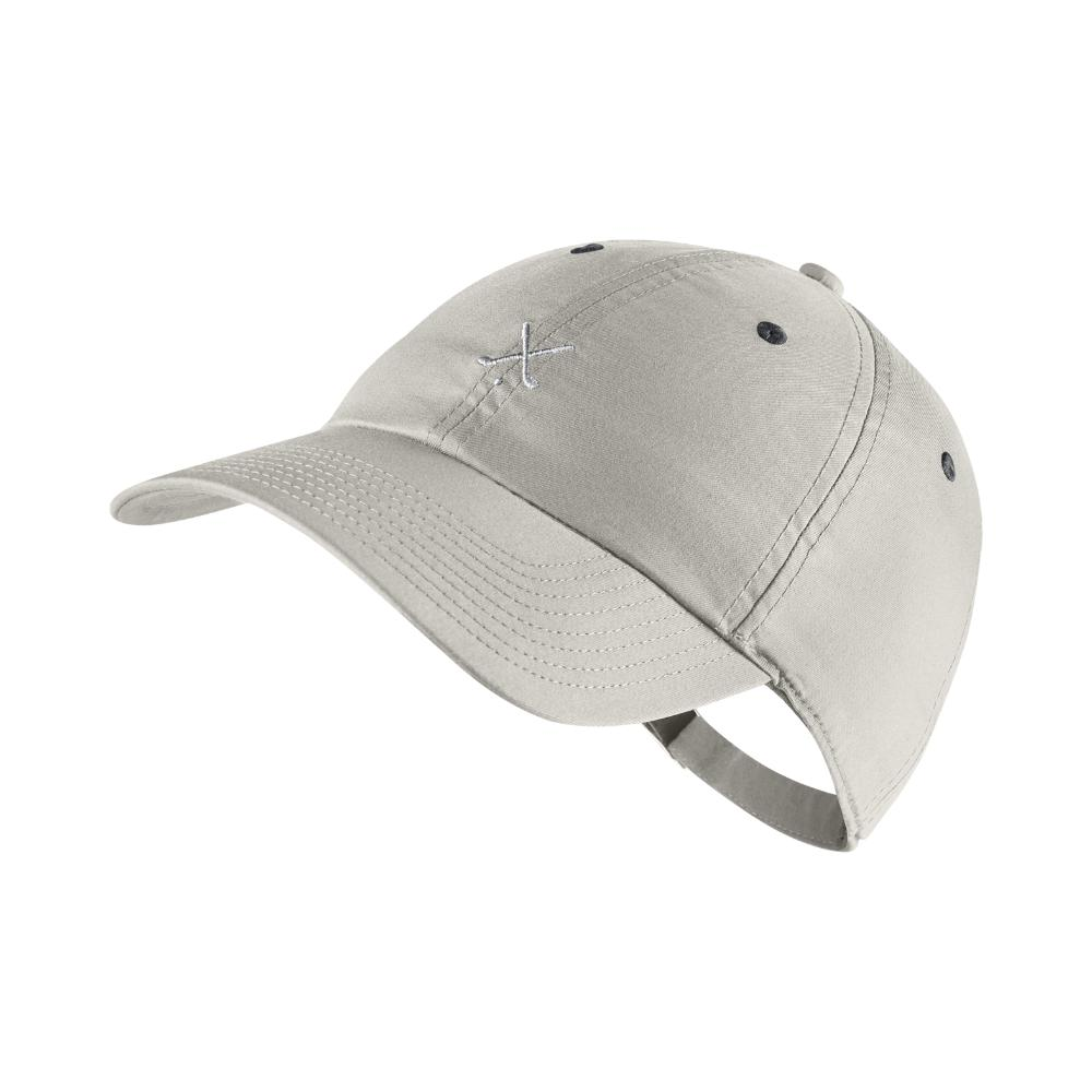 cc431cdacef Lyst - Nike Heritage 86 Adjustable Golf Hat (cream) in Gray for Men