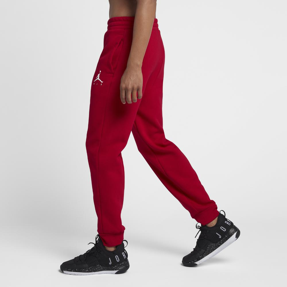 79880d050ace8e Lyst - Nike Jumpman Air Men s Fleece Pants