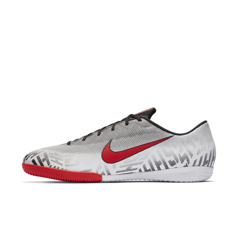 7c9536bf9fcc Nike. Men s White Mercurial Vapor Xii Academy Neymar Jr. Indoor court  Football Shoe
