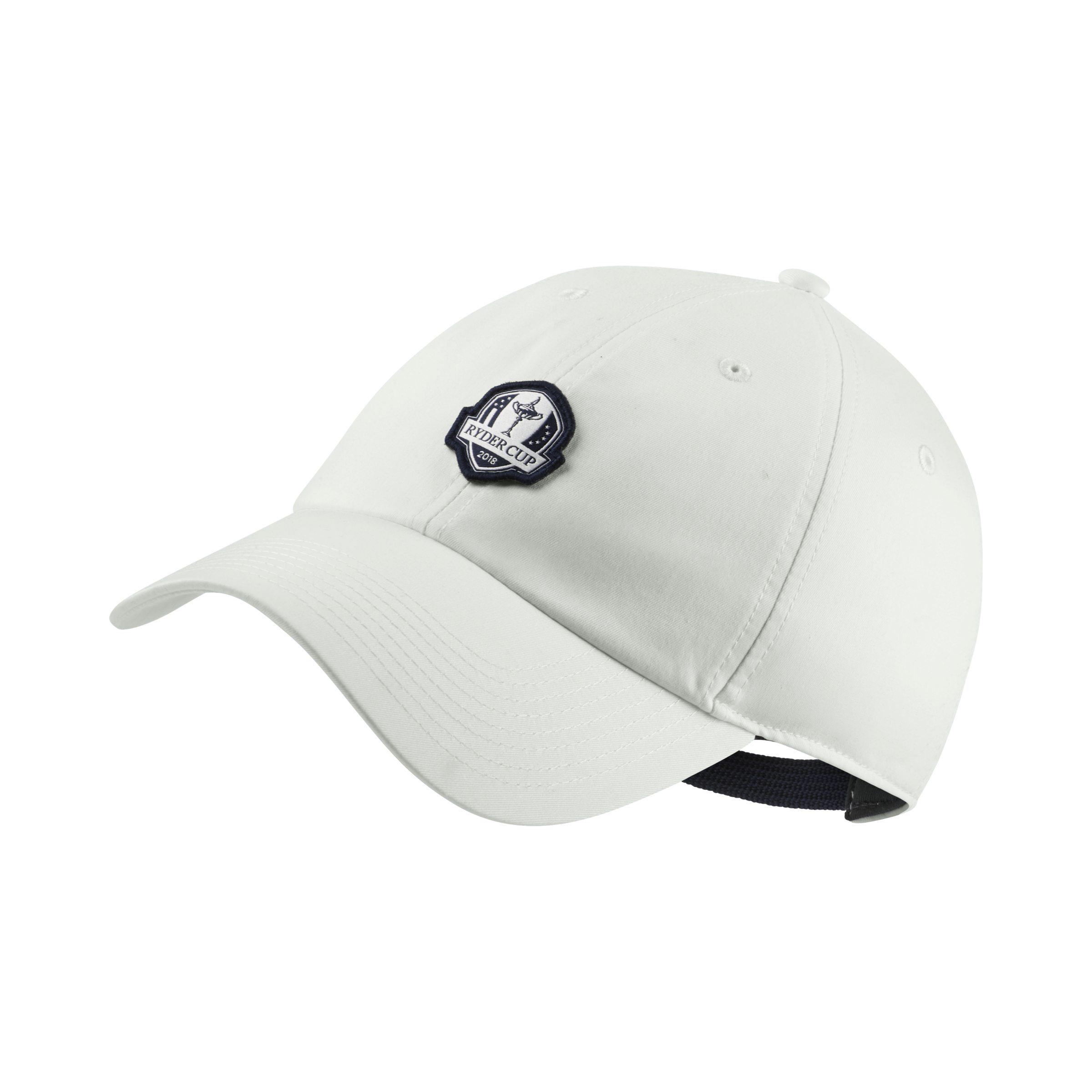 9598e9f2 Nike Heritage86 Ryder Cup Golf Hat in White - Lyst