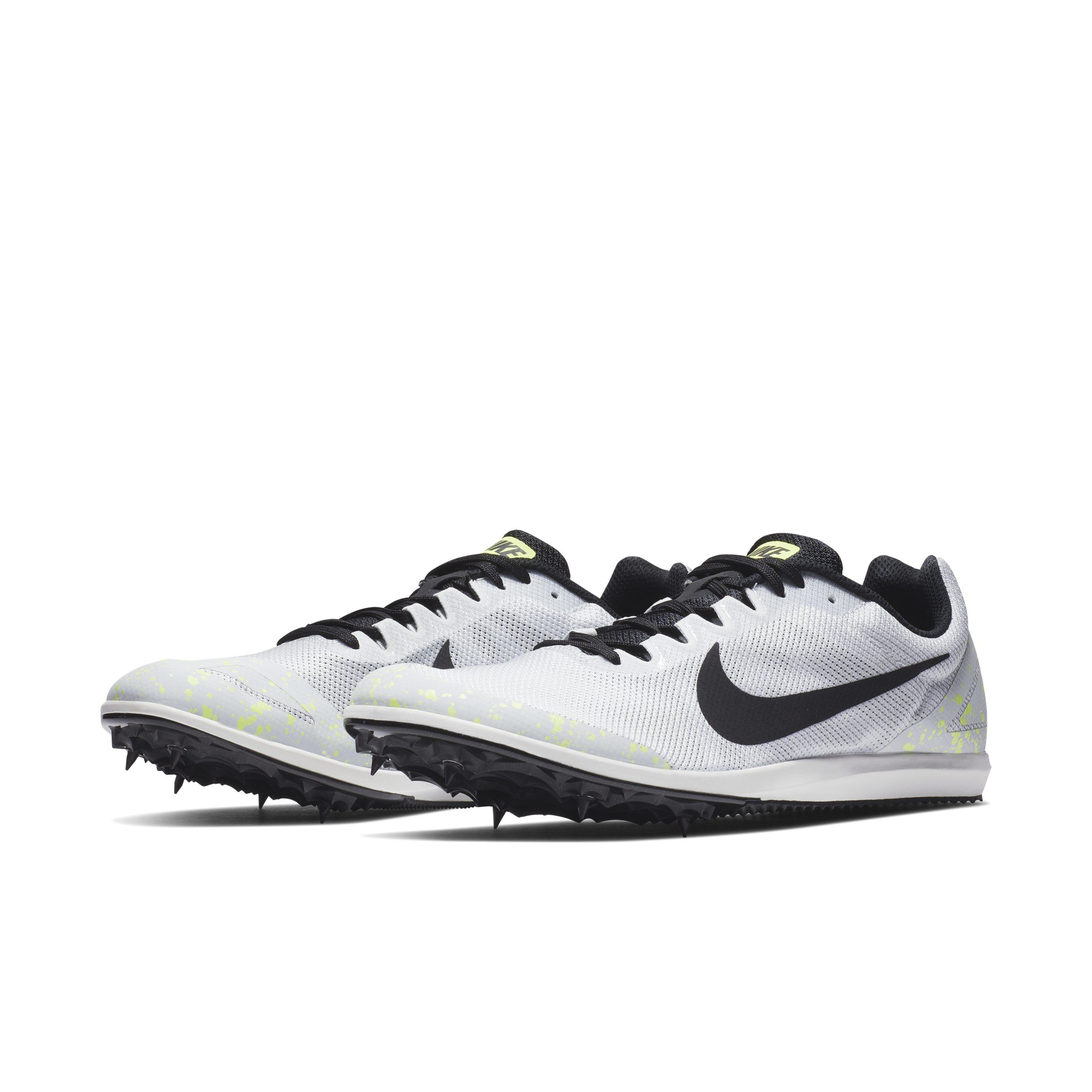 cheap for discount d98a5 83885 Nike - Metallic Zoom Rival D 10 Unisex Track Spike for Men - Lyst. View  fullscreen