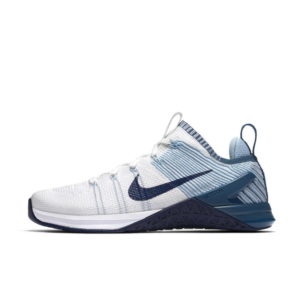 9783cc62a9a155 Lyst - Nike Metcon Dsx Flyknit 2 Women s Training Shoe in Blue