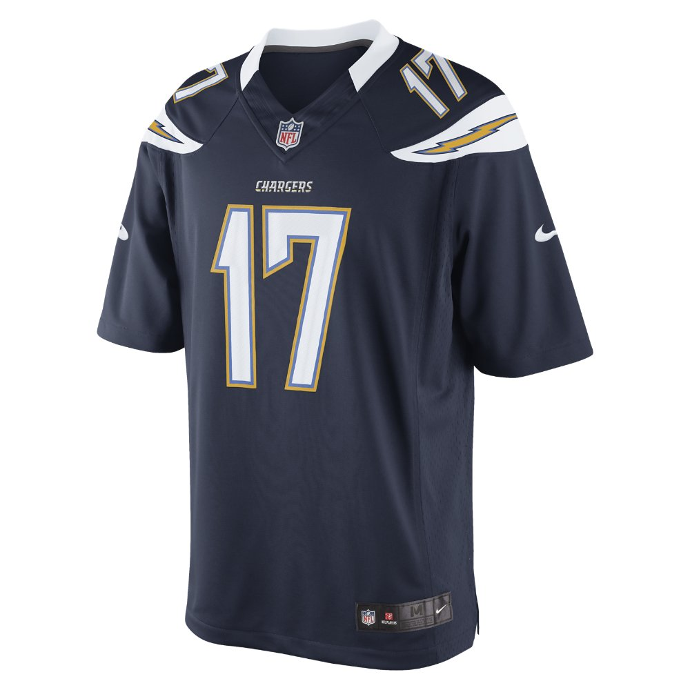 Nike Nfl Los Angeles Chargers Game Jersey Philip Rivers